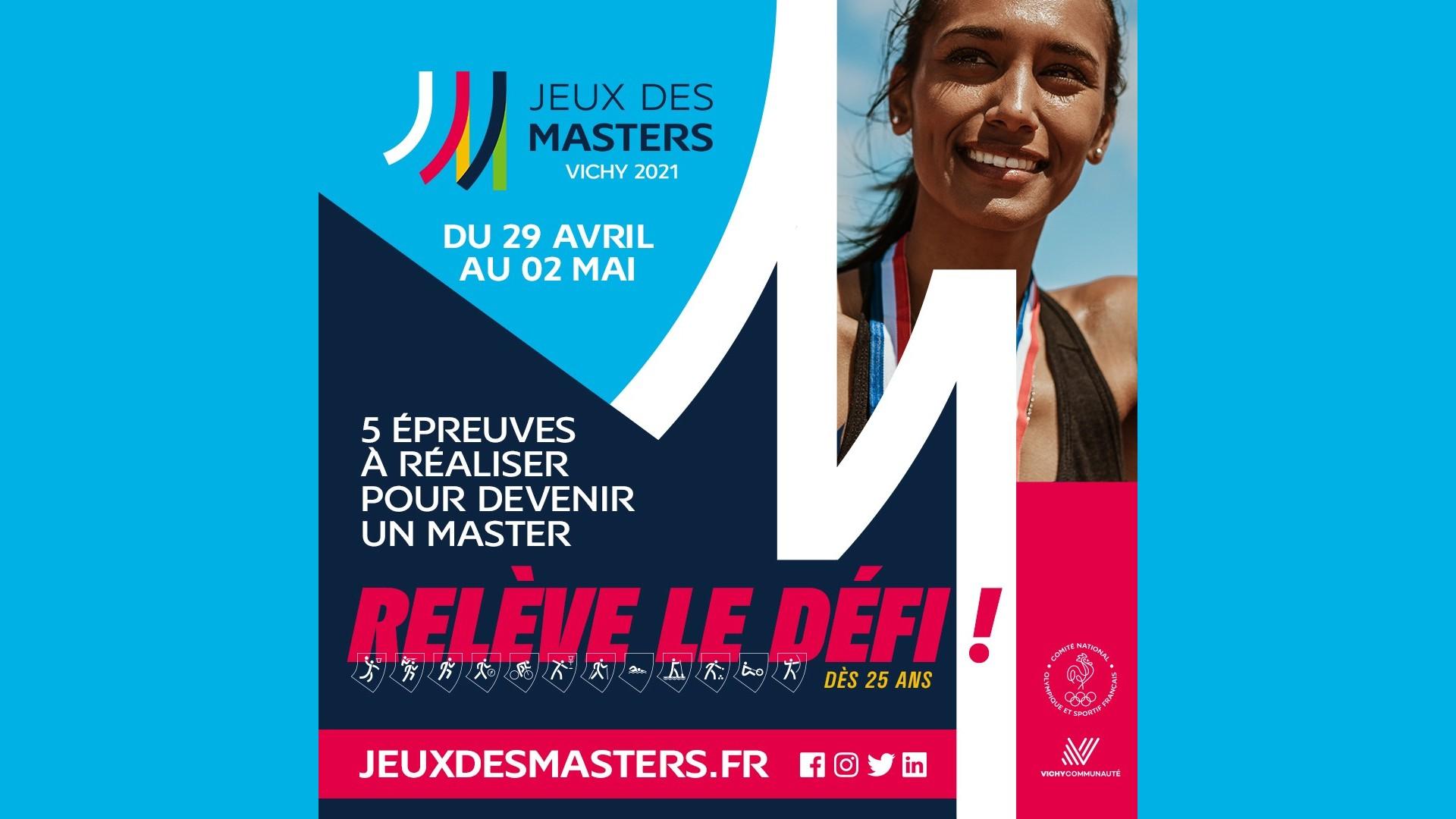 Jeux des Masters 2021 (1) Affiche