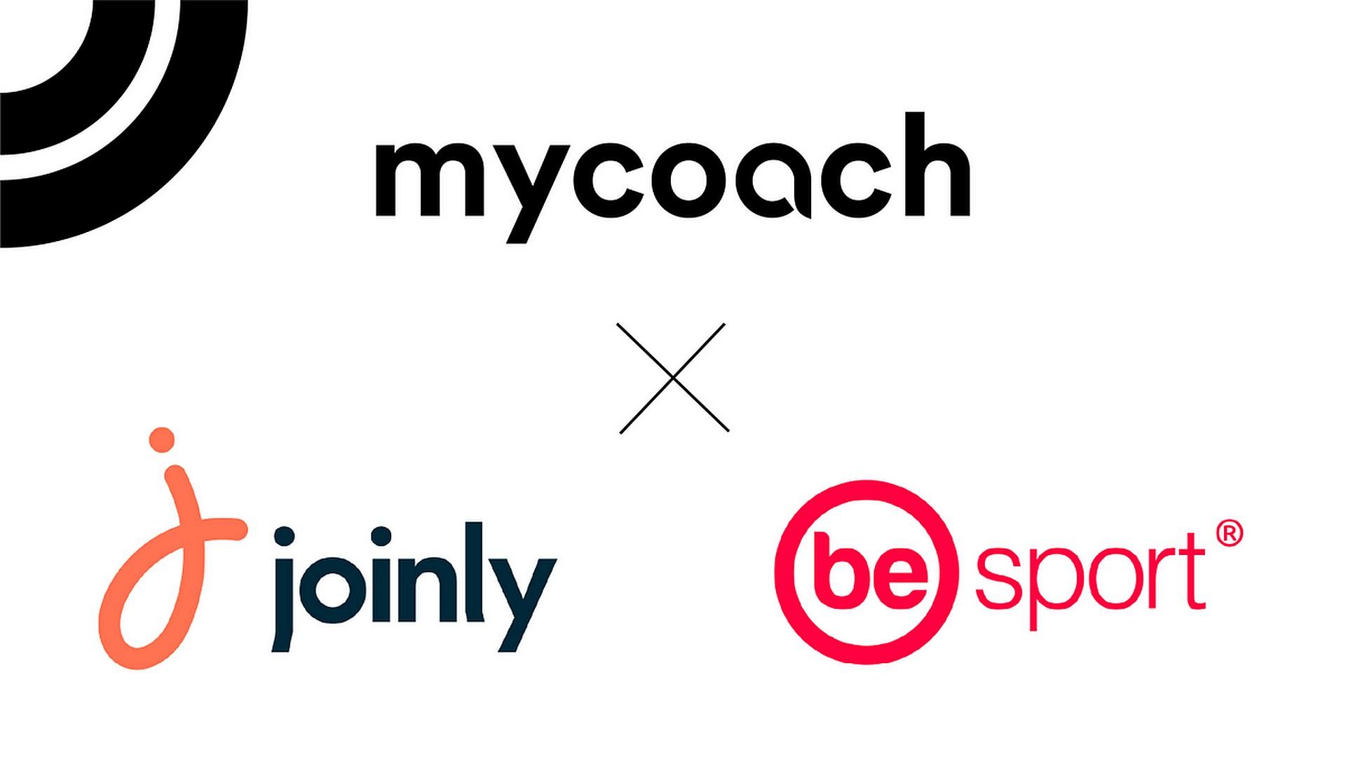 Joinly x BeSport x MyCoach