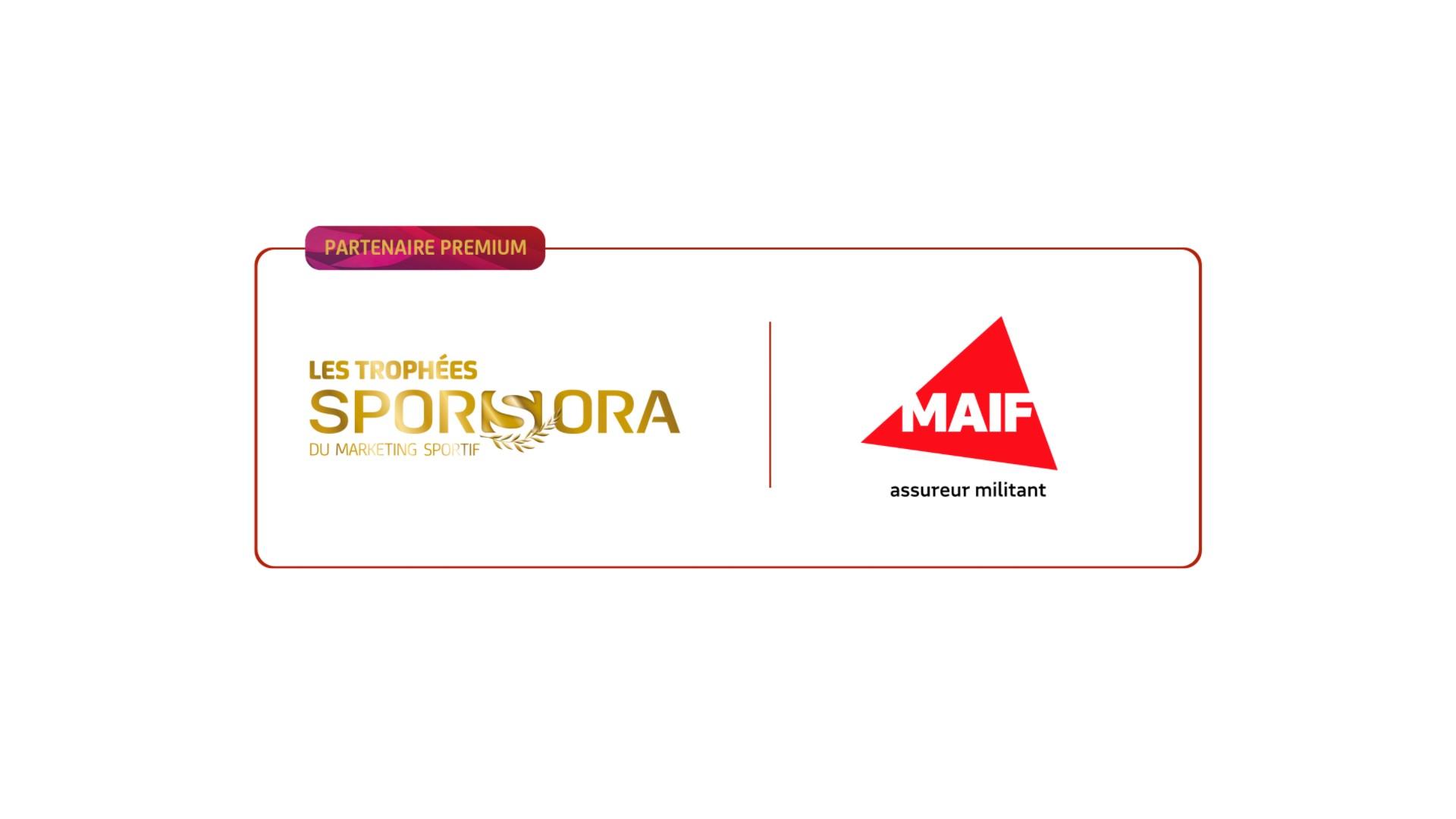 Maif x Trophées Sporsora 2021