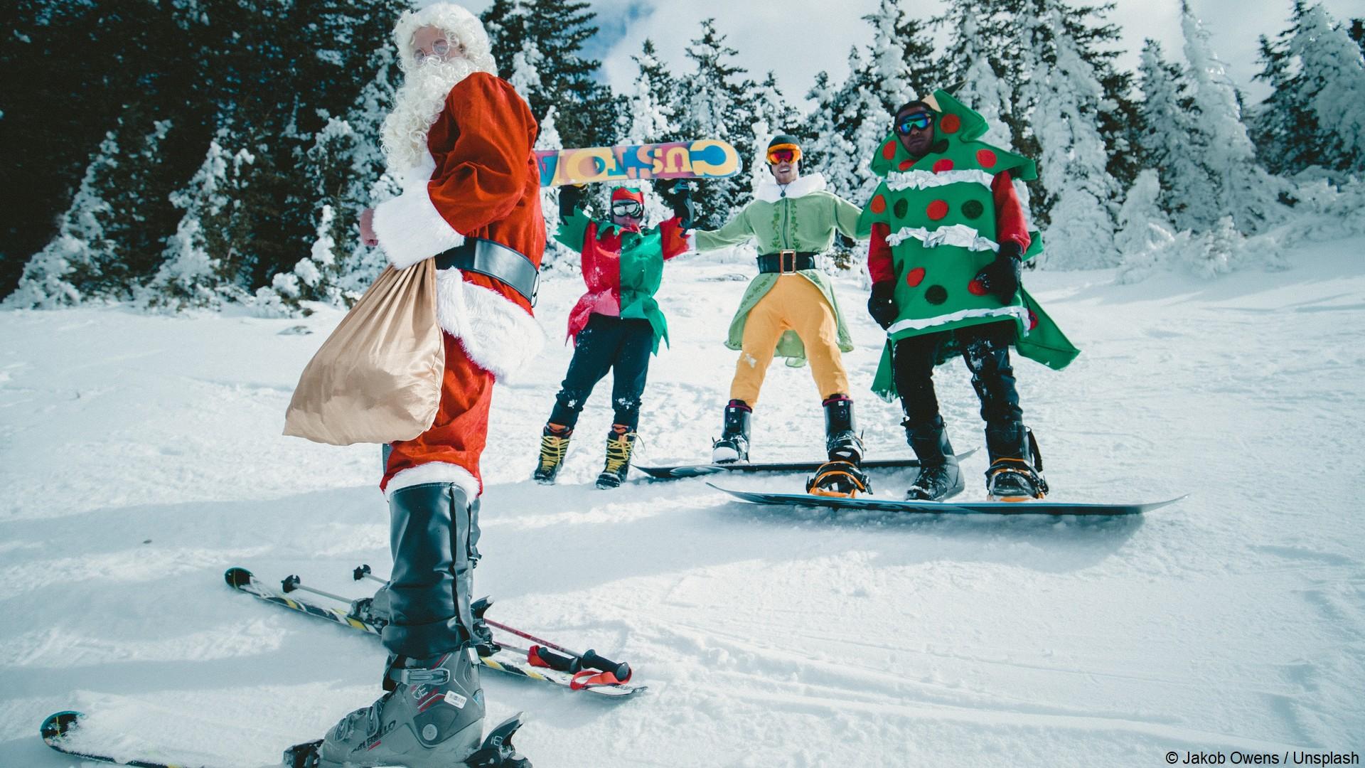 Père Noël Ski (1)
