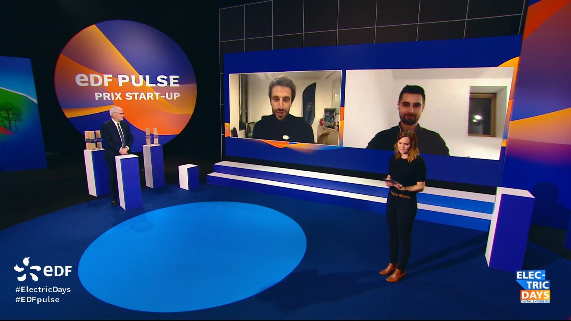 Prix EDF Pulse StartUp