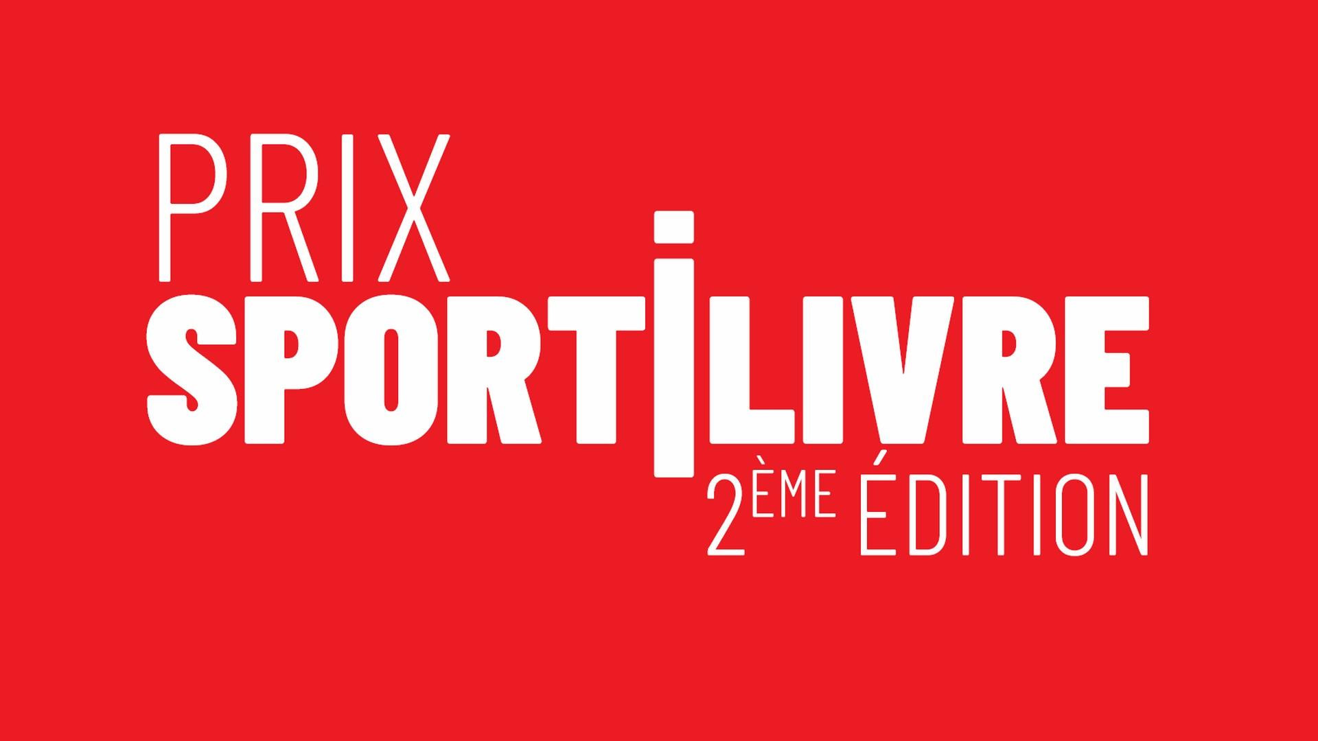 Prix Sportilivre 1) Logo