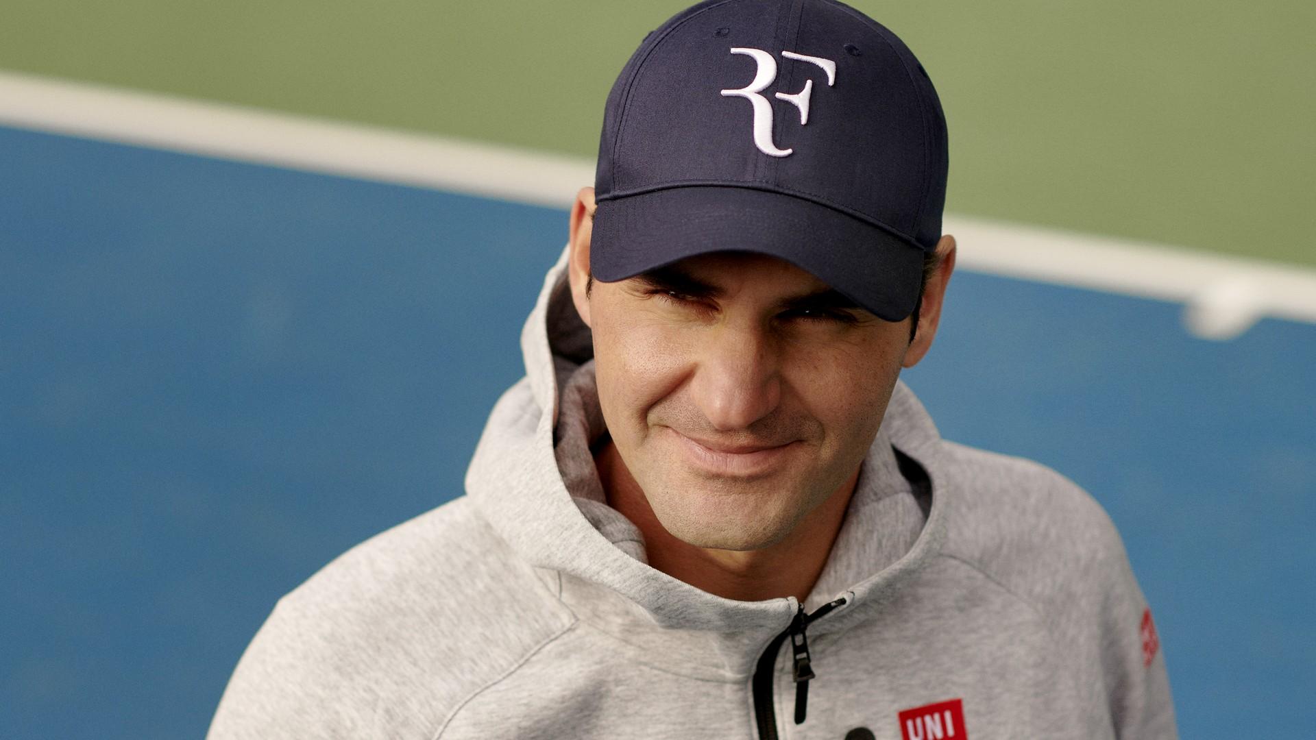 Roger Federer (1) Uniqlo