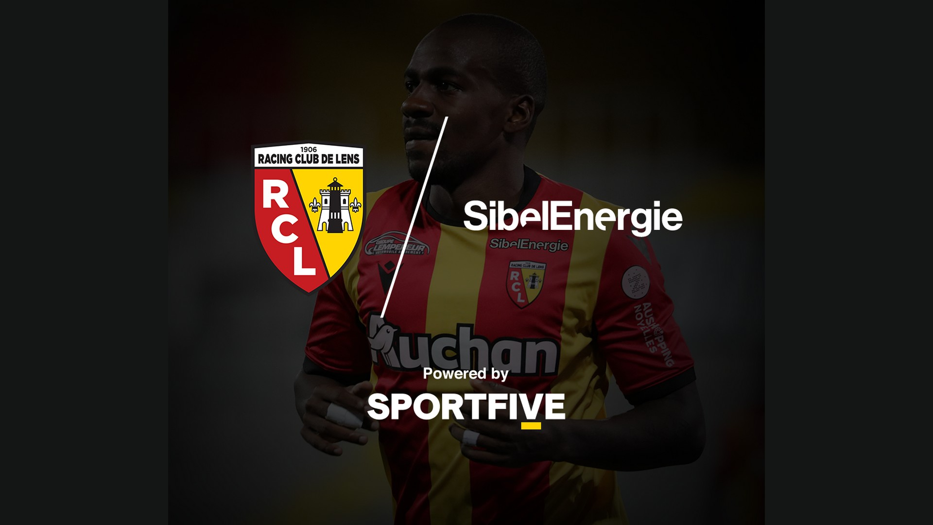SibelEnergie x RC Lens (Football) 2020