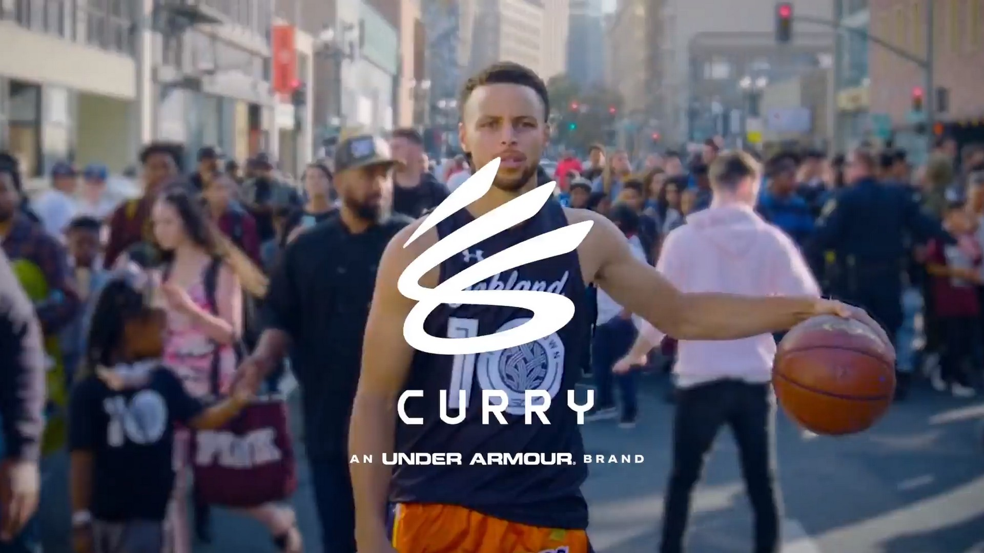 Under Armour x Stephen Curry (basket) 2020