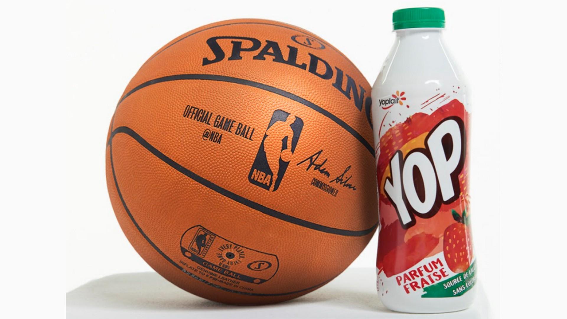 Yop Yoplait x NBA (basket) 2020