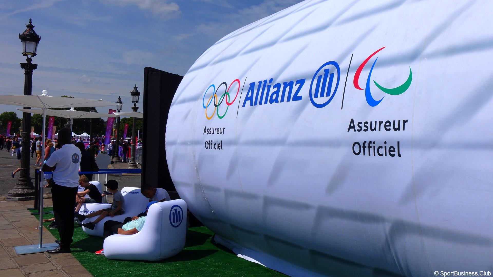 Allianz x Jeux olympiques – Journées Olympiques 2019