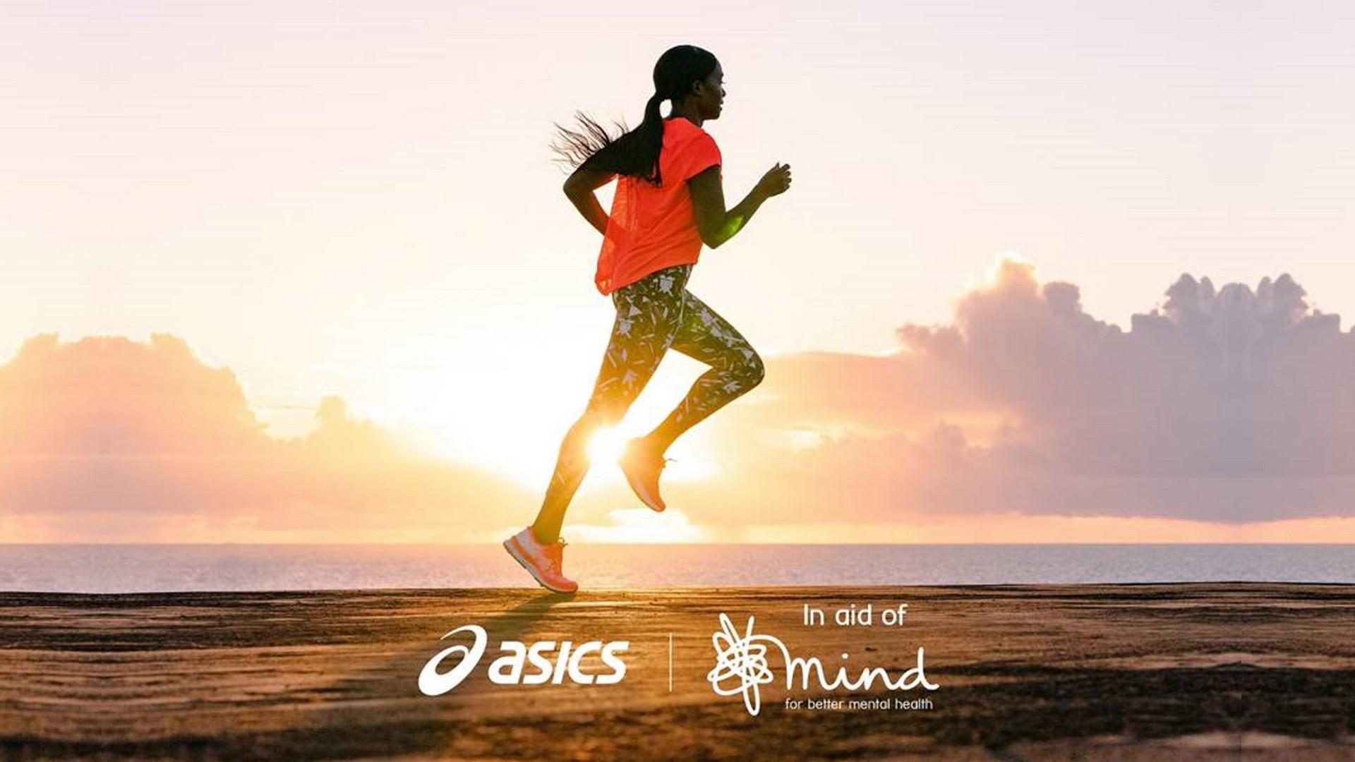Asics x Campagne 2021 SunriseMind