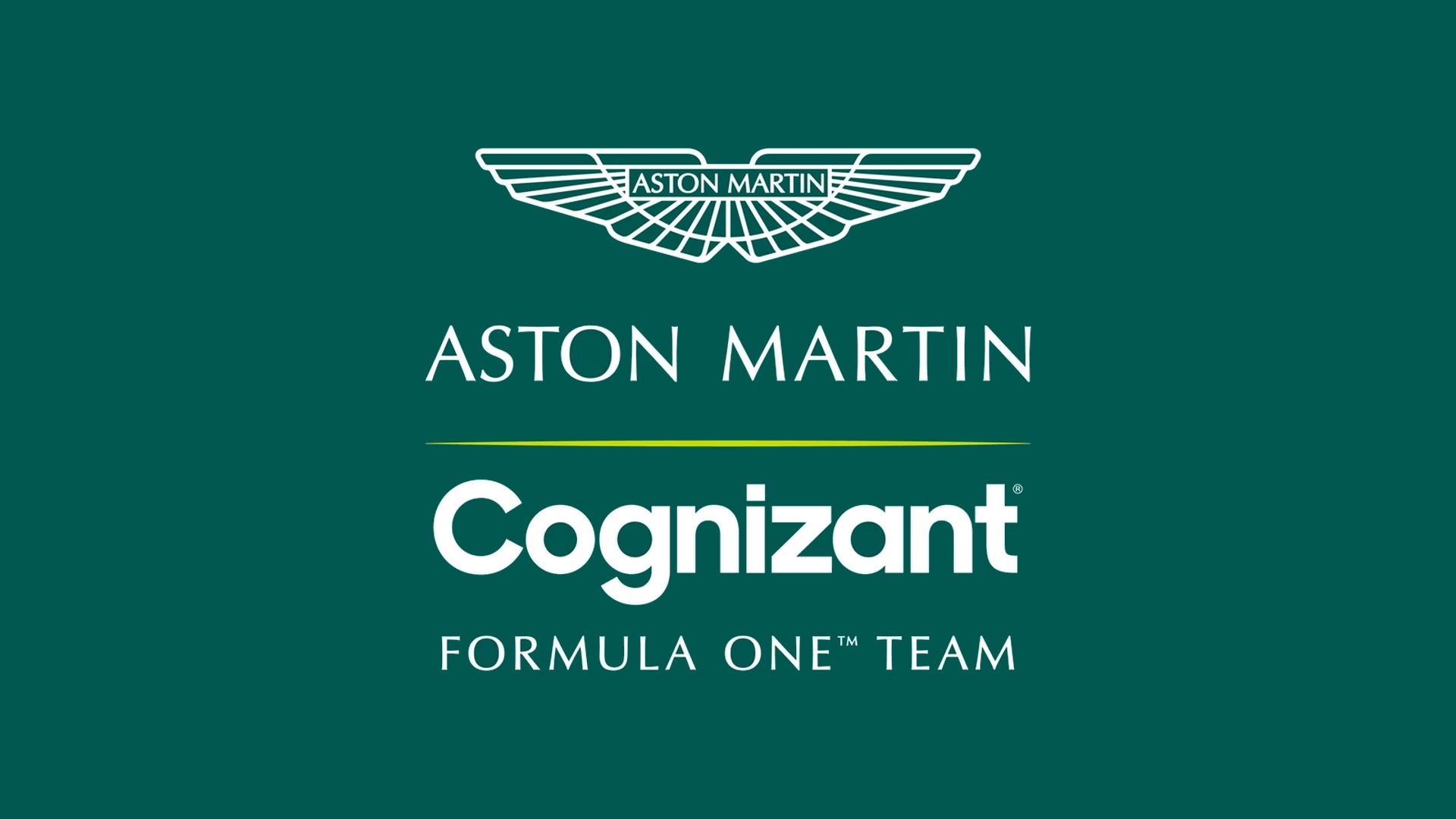 Aston Martin – Cognizant (1) F1 logo