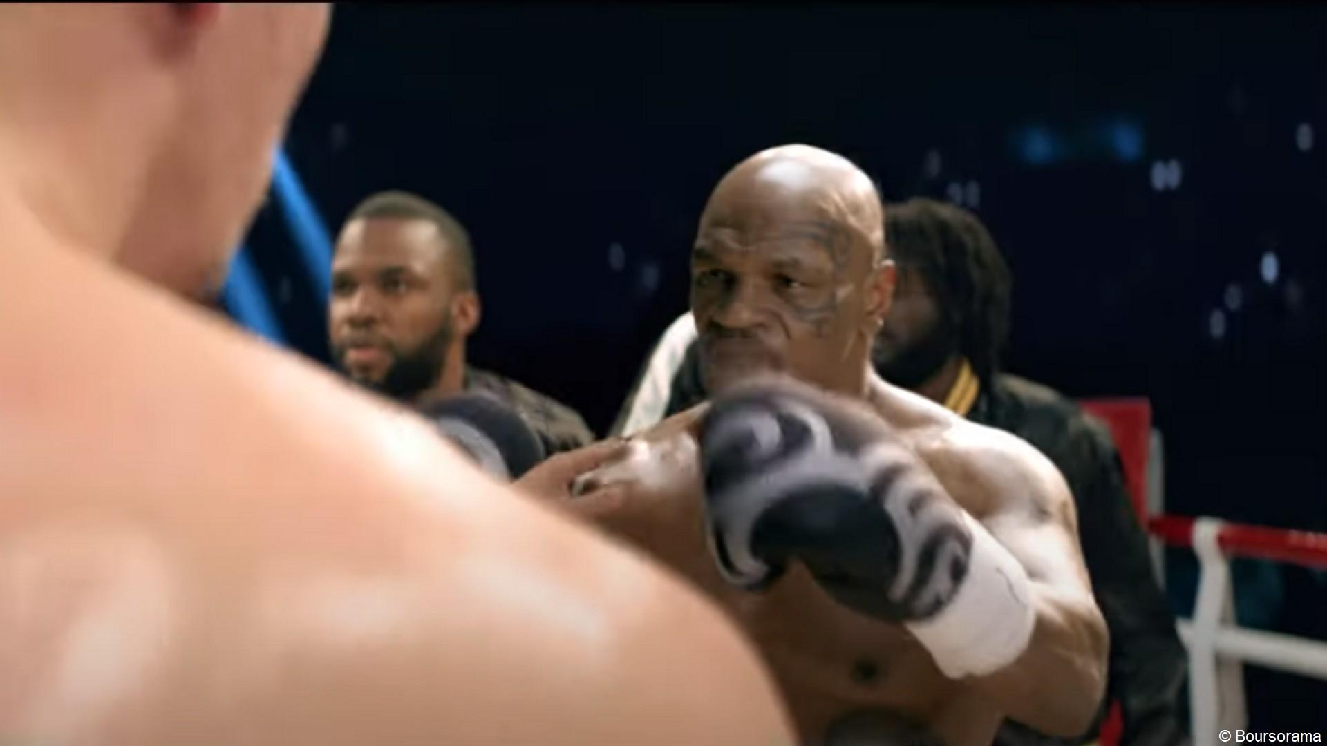 Boursorama x Mike Tyson (Boxe) 2021