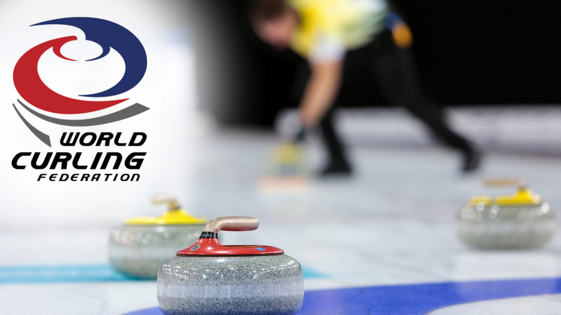 Fédération – World Curling Federation (1) Logo