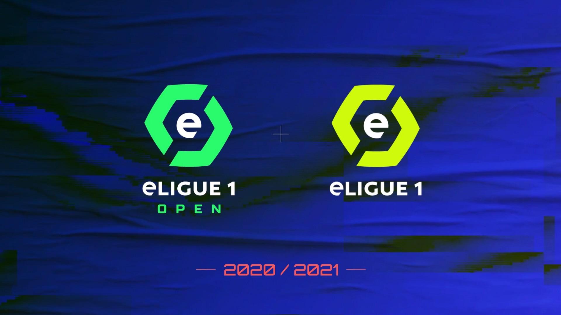 Football – eLigue 1 LFP