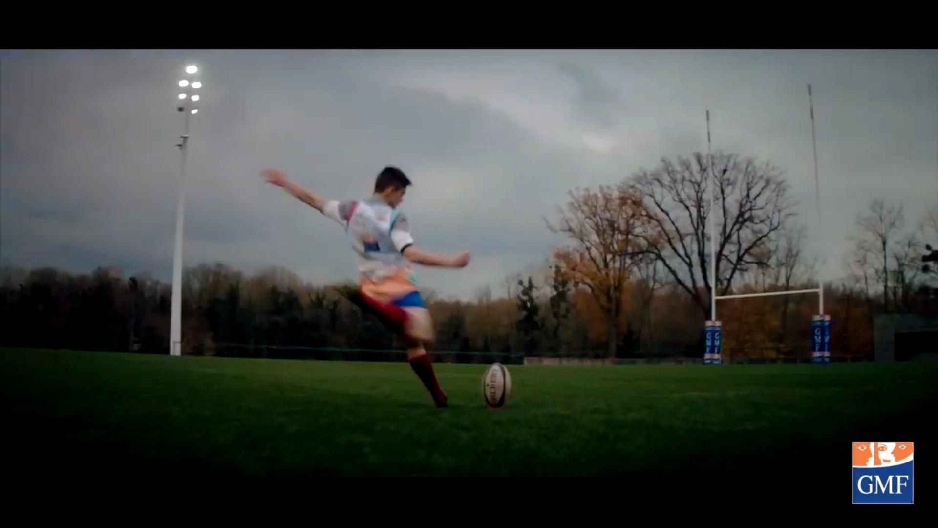 GMF x FFR (rugby) Pub chasuble 2021
