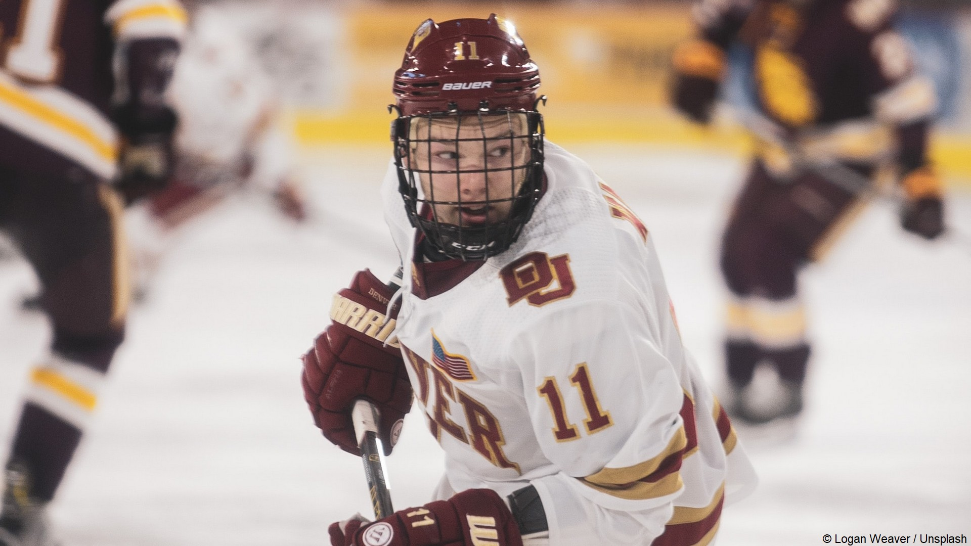 Hockey sur glace (2) (c) Logan Weaver Unsplash