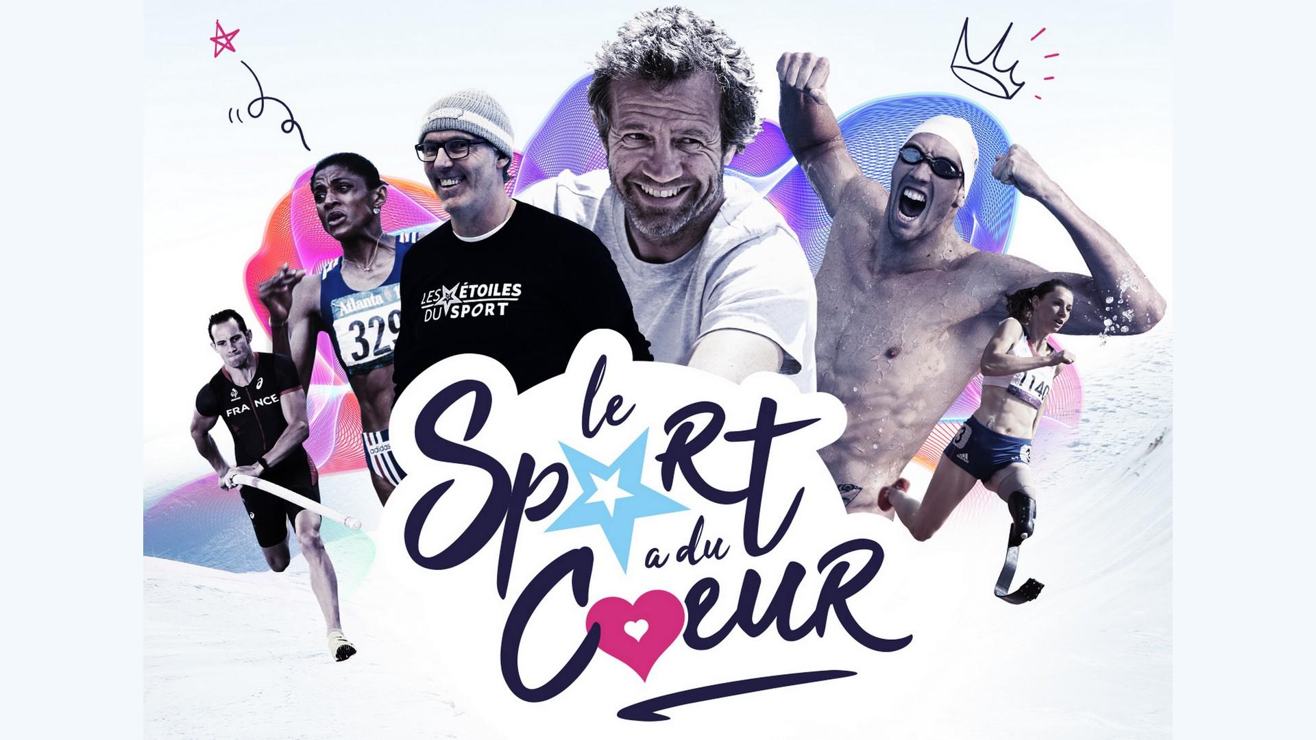 Le sport a du coeur – Restos du Coeur