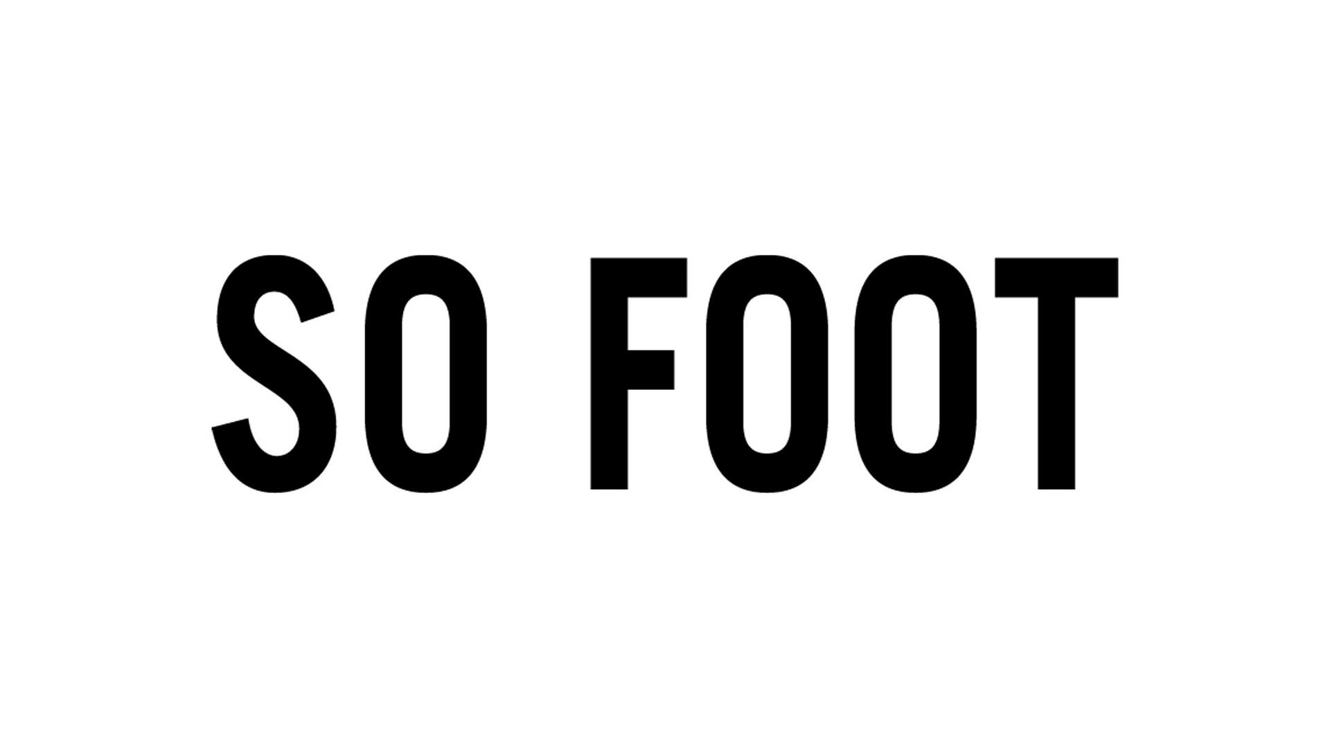 So Foot (1) Logo