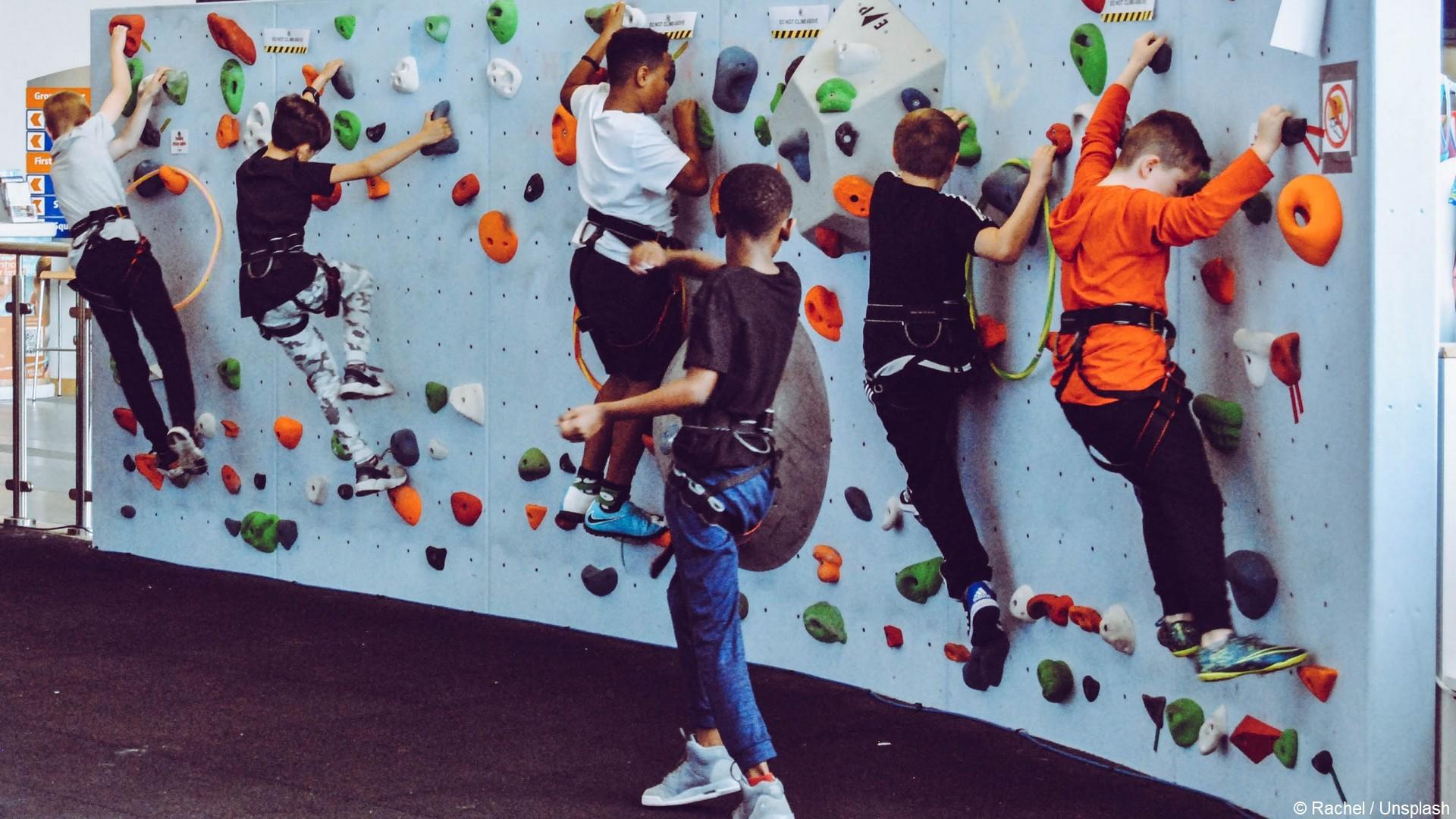 Sport école scolaire escalade (c) Unsplash