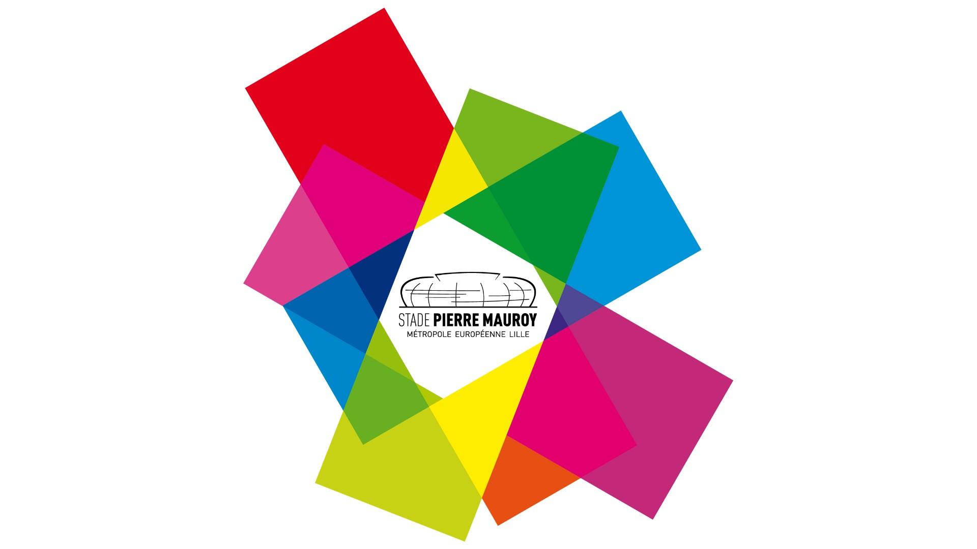 Stade Pierre-Mauroy – Lille (1) Logo