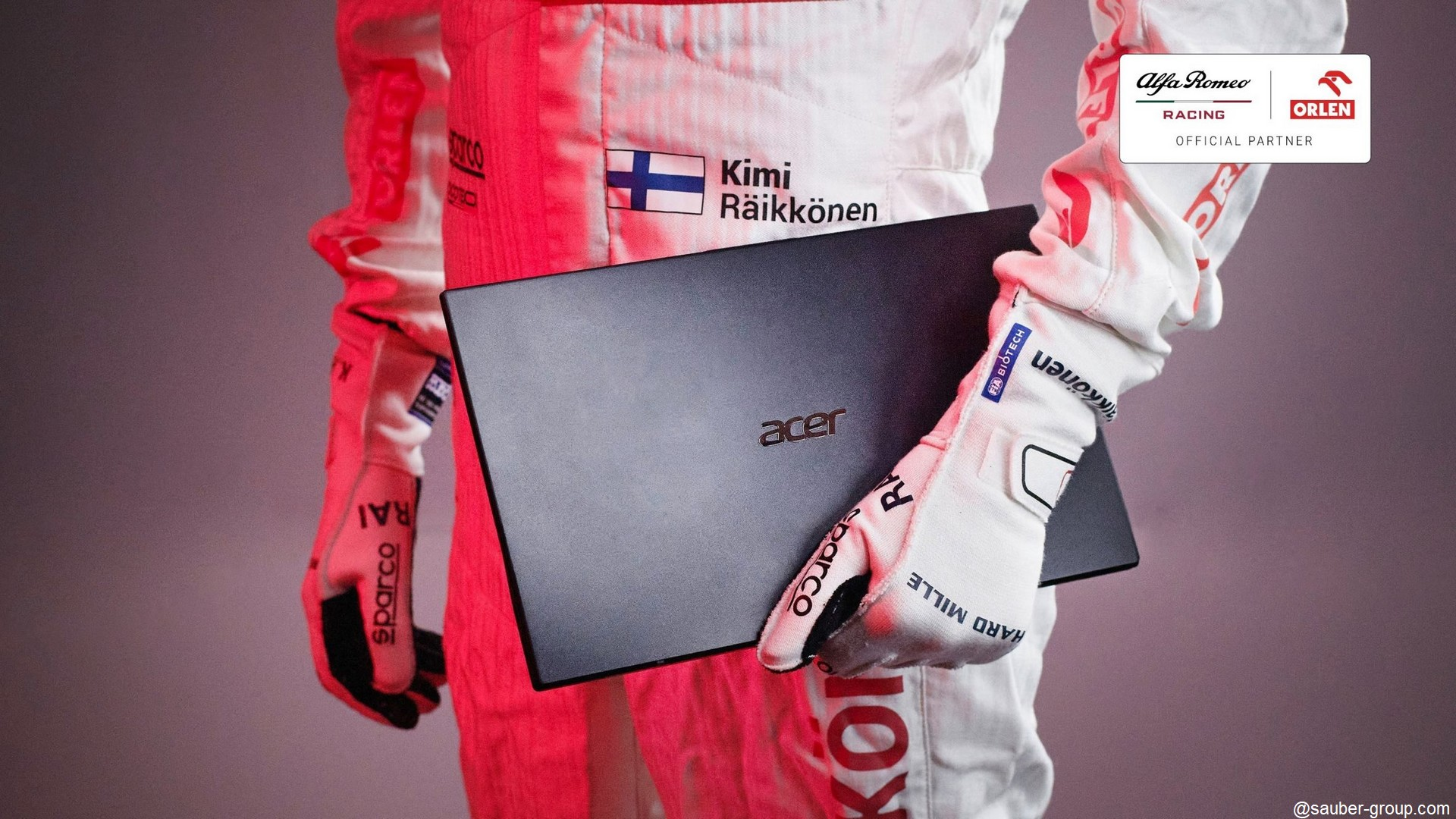 Acer x Alfa Romeo (Formule 1) 2021