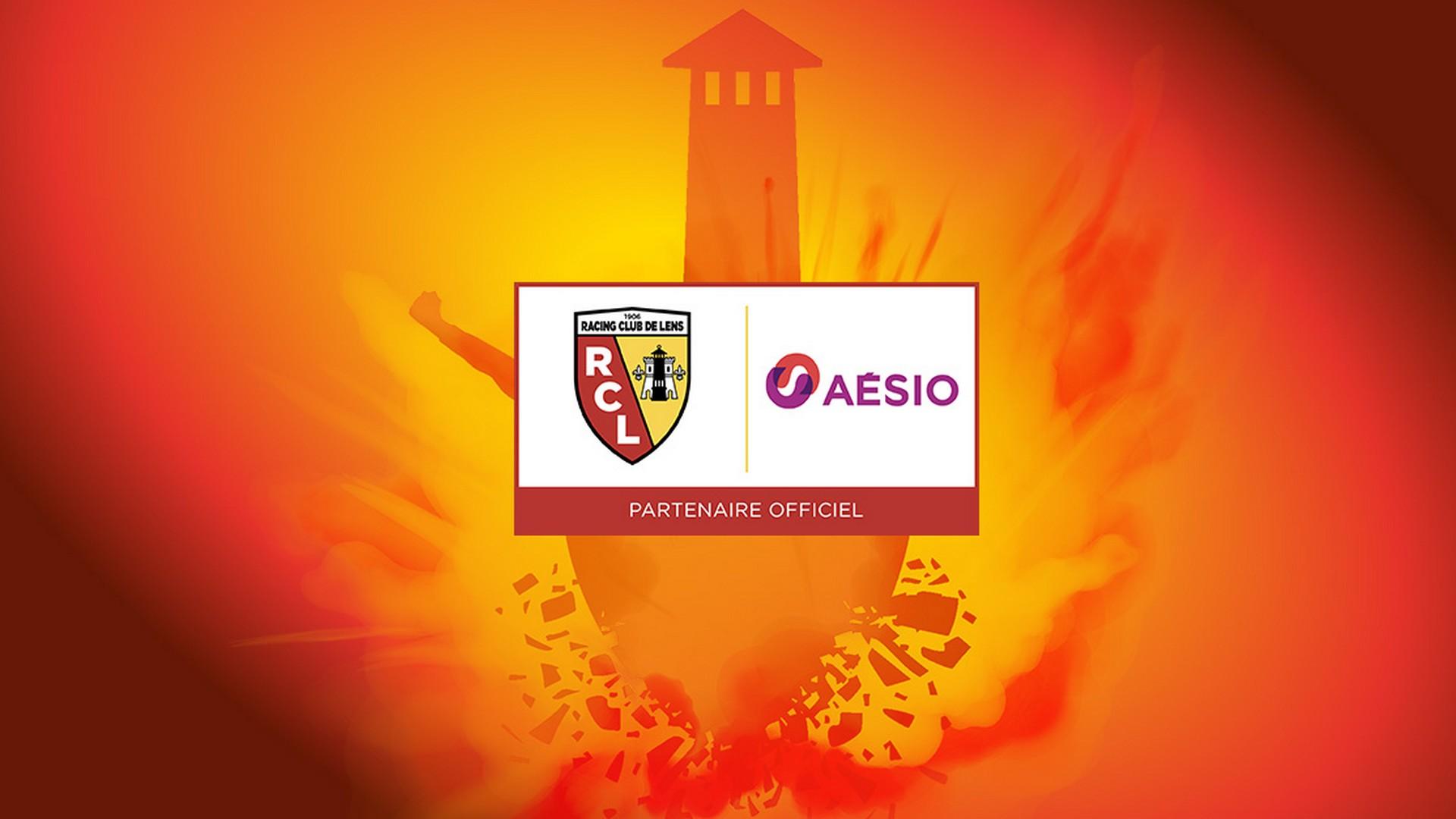 Aesio x RC lens (football) 2020
