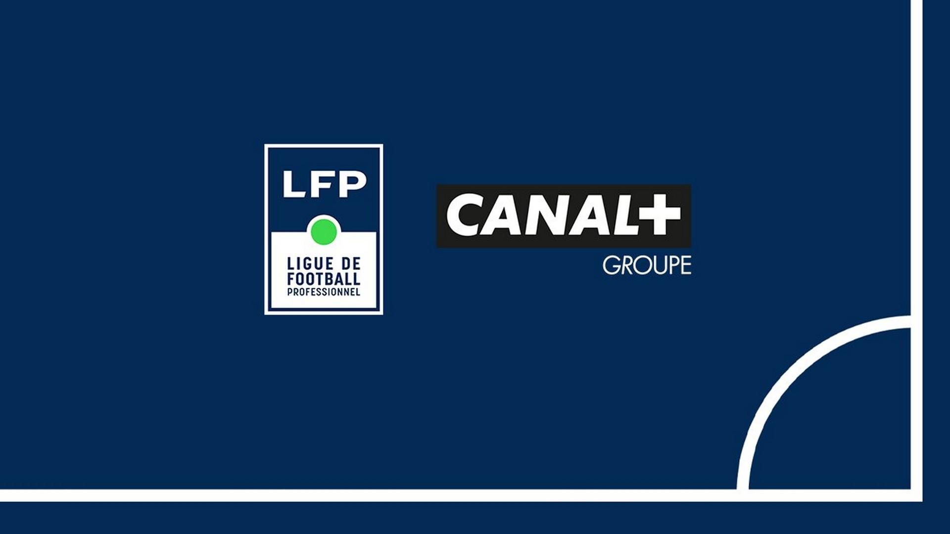 Canal+ x LFP (football) 2021