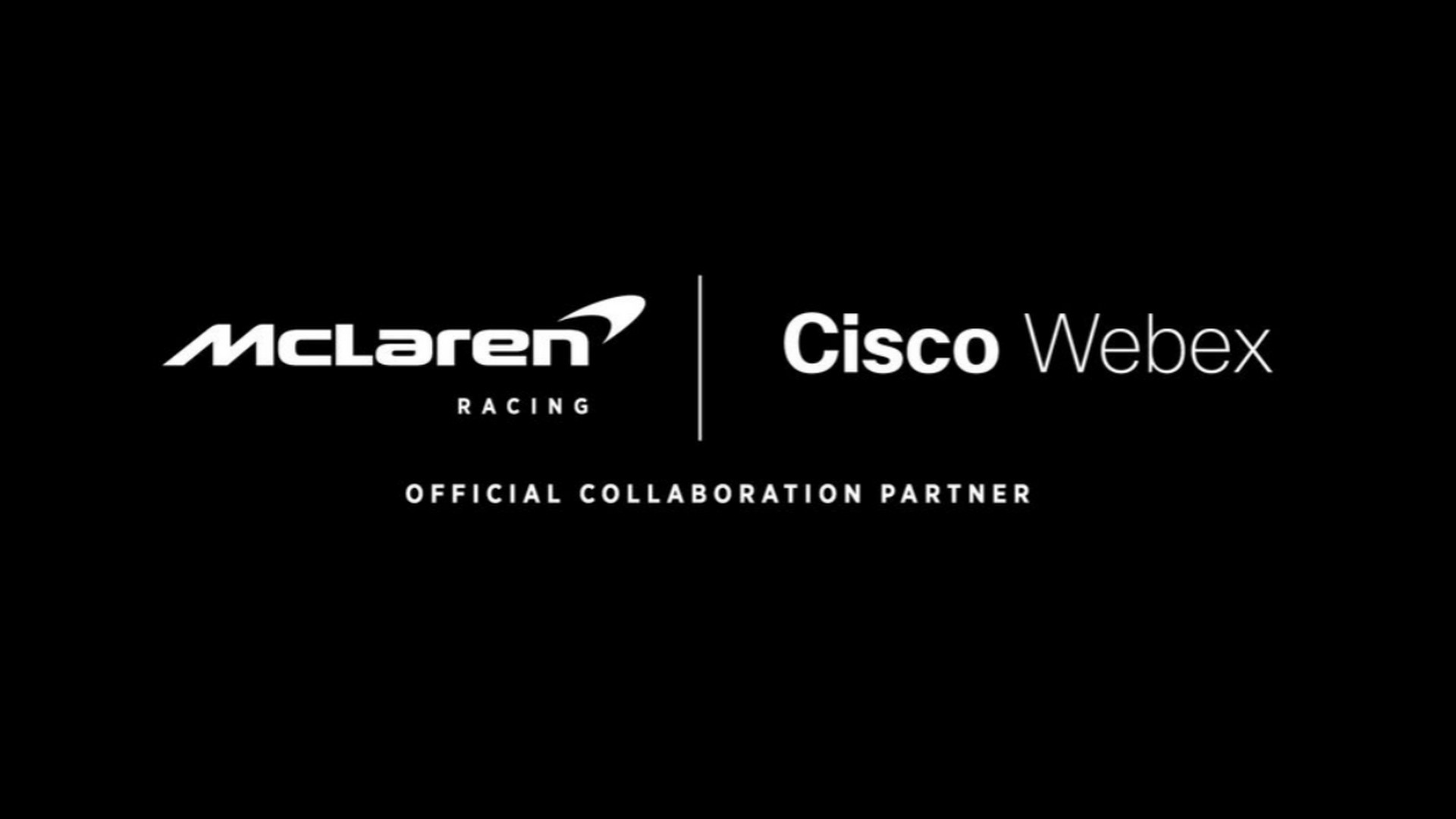 Cisco Webex x McLaren Racing (Formule 1) 2021