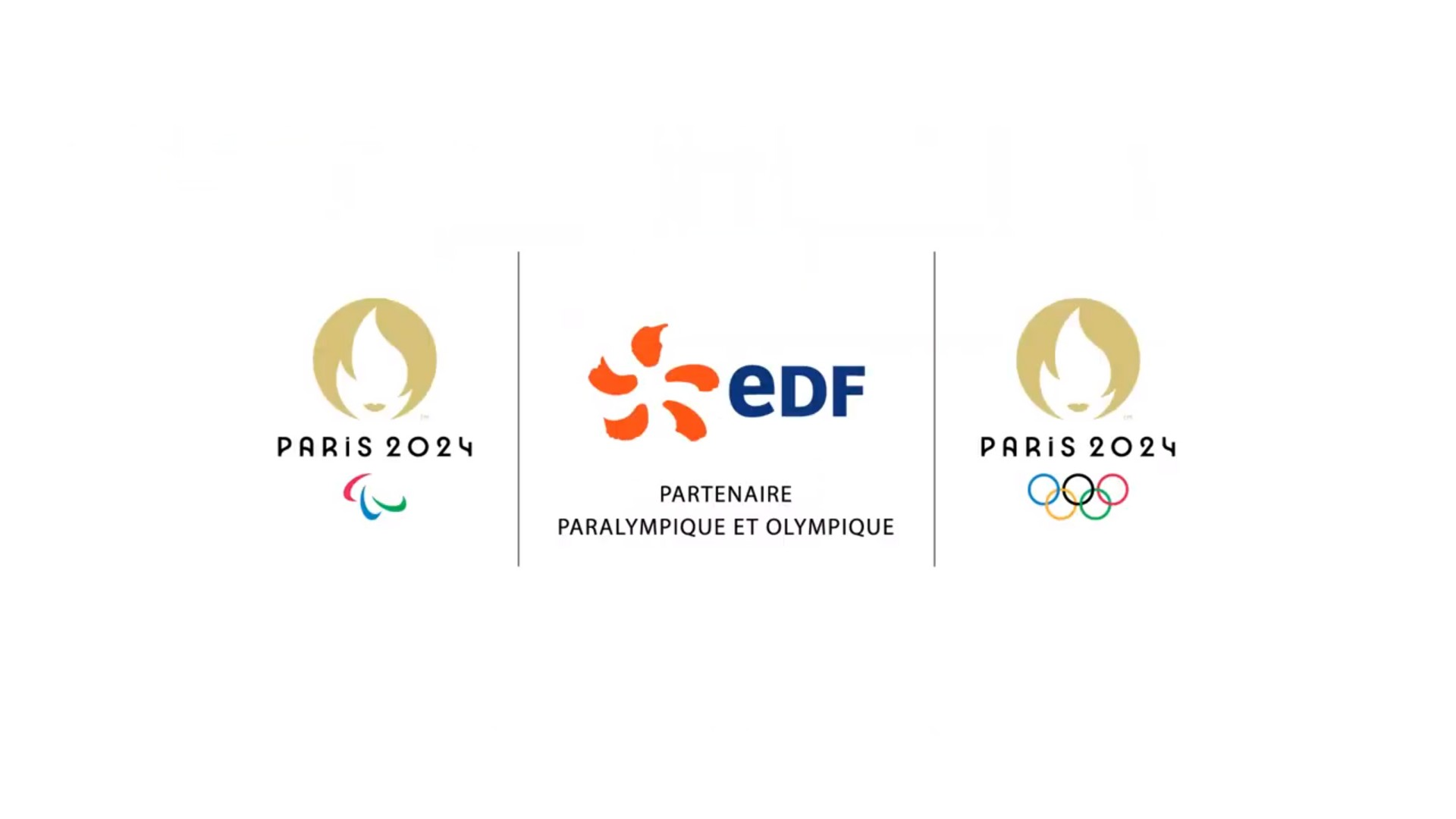 EDF – Paris 2024 (logo)