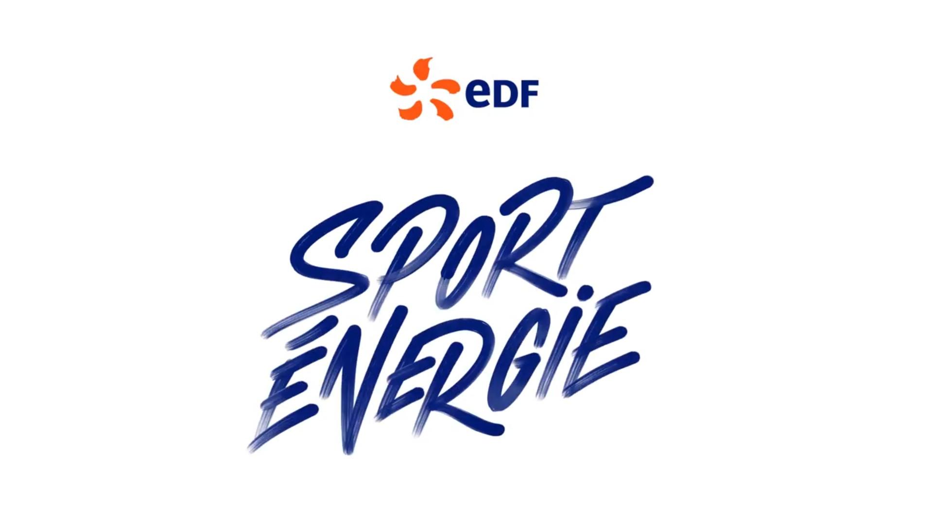 EDF – Sport Energie (application) 2021