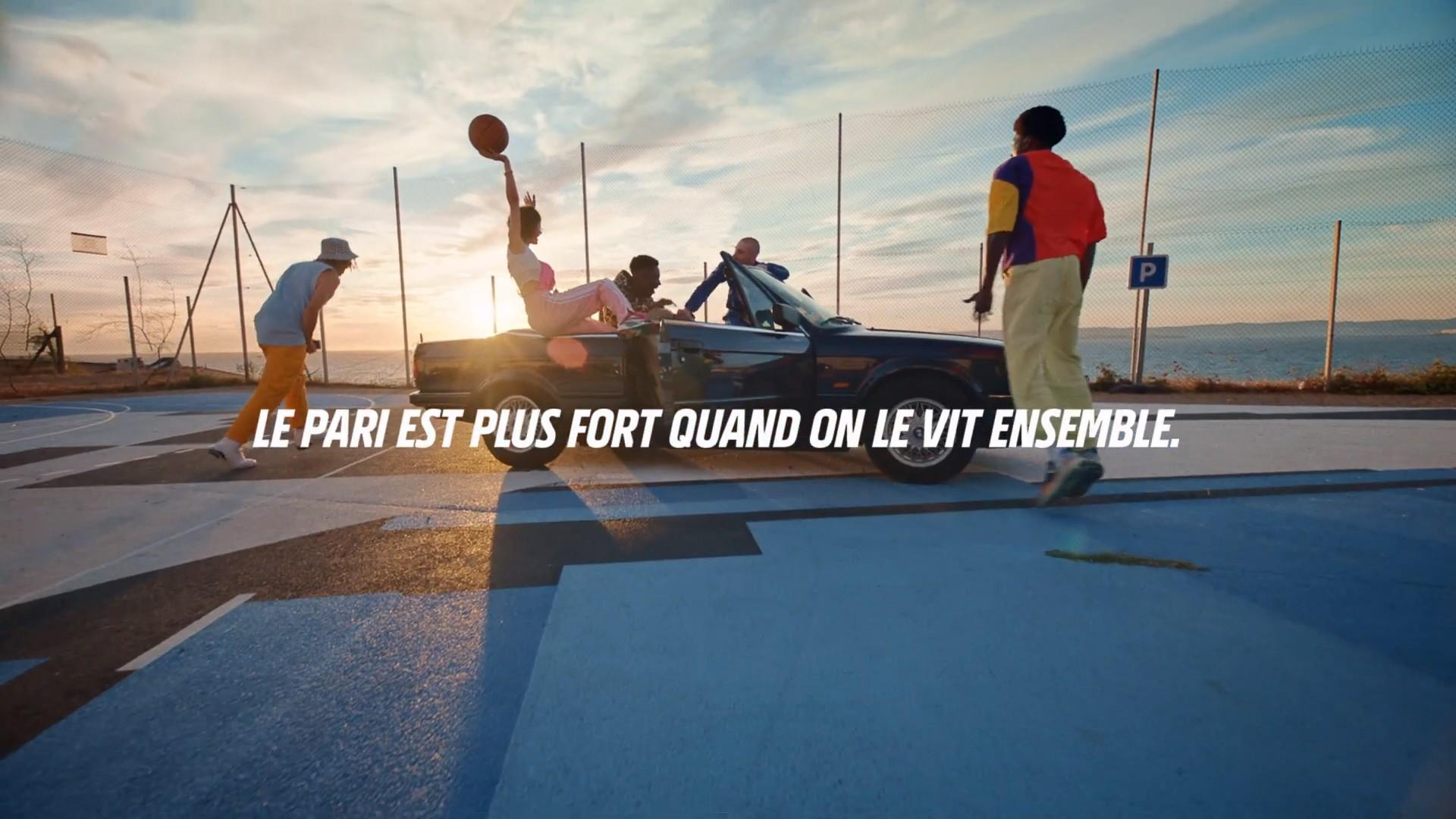 FDJ Parions Sport – Pub You ll never walk Alone (2021)
