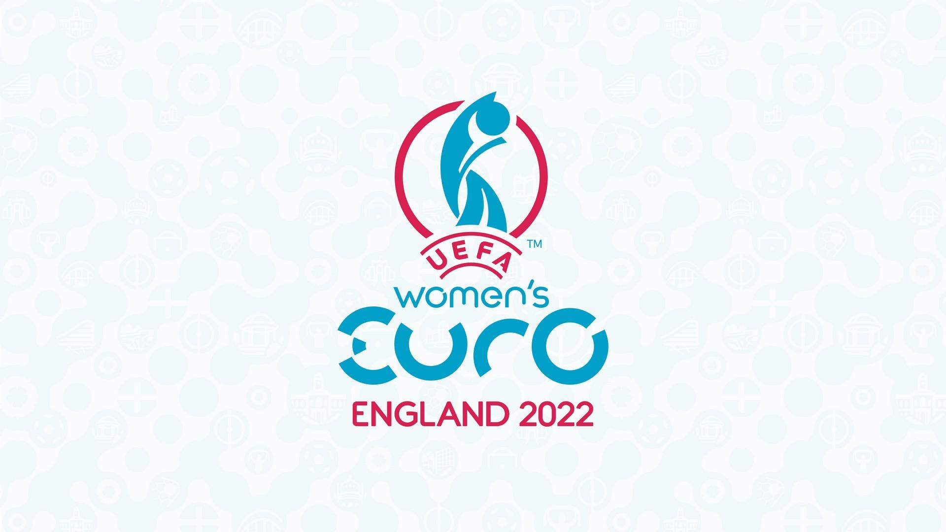 Football – Womens Euro 2022 (1) logo
