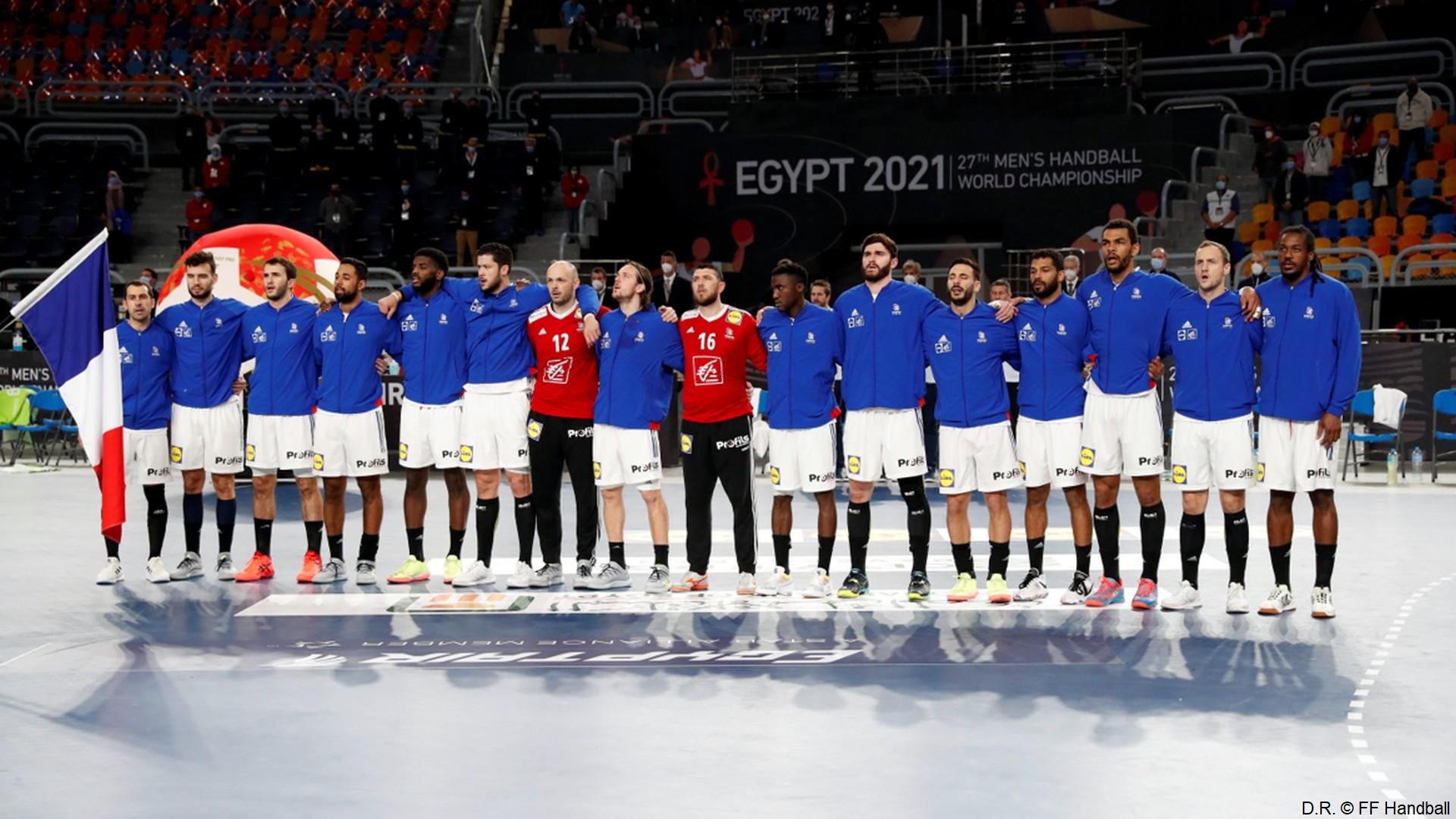 Handball – Equipe de France – Egypt 2021 (1)