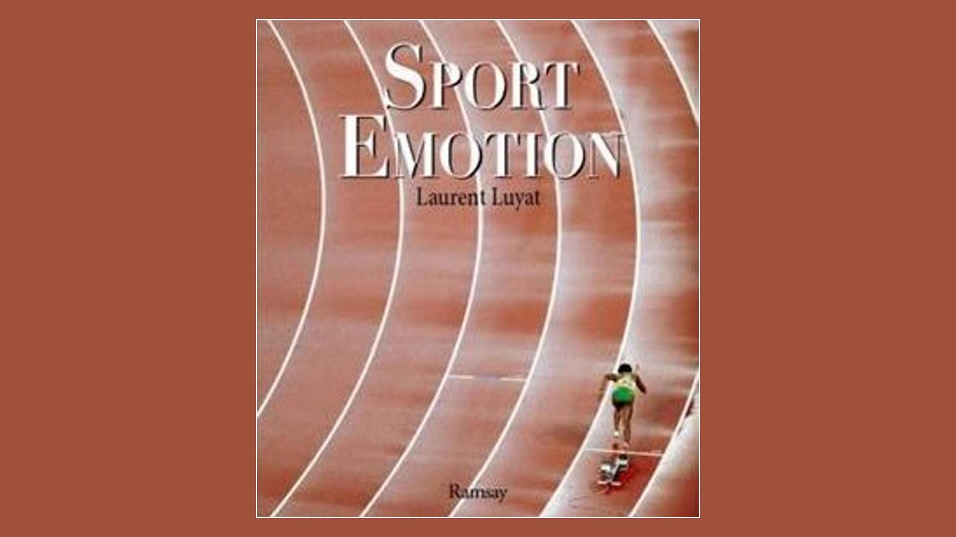 Livres – Sport émotions – Laurent Luyat (2020)