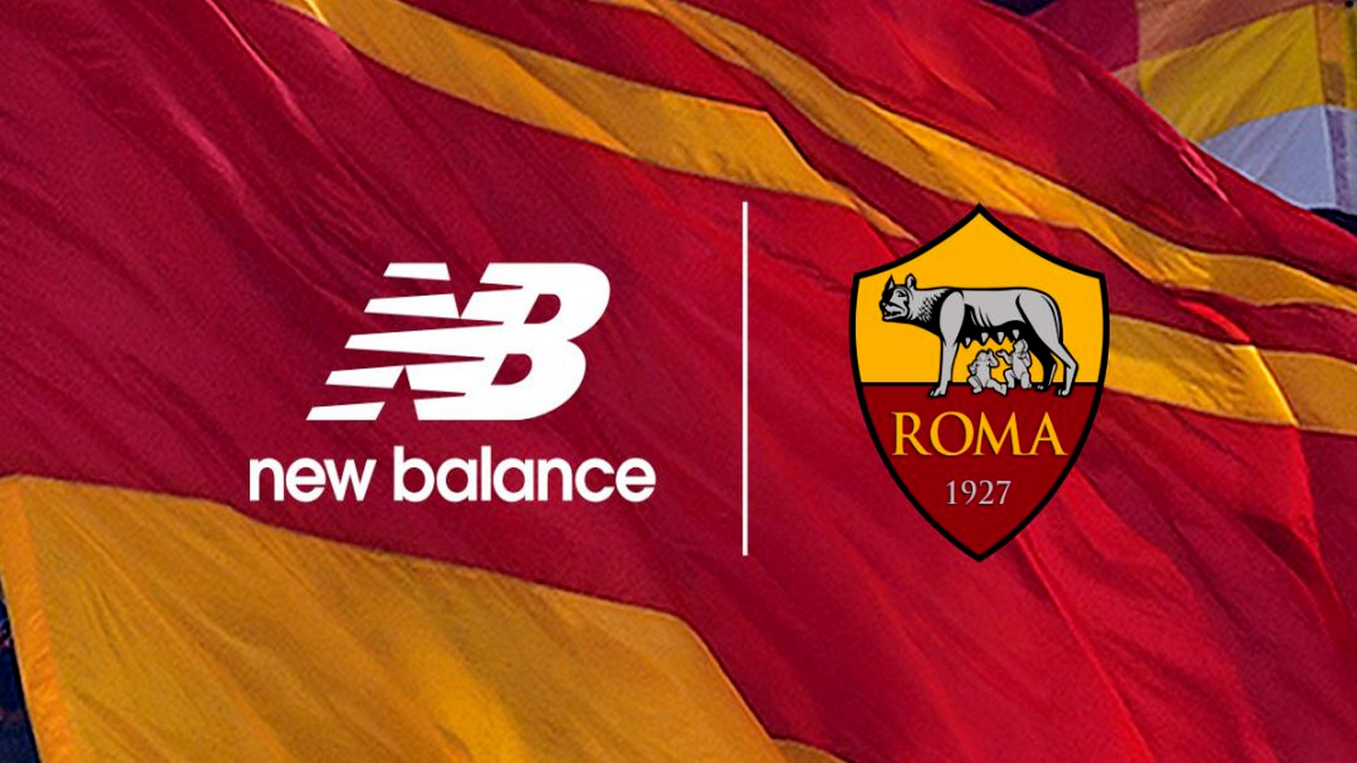 New Balance x AS Roma (football) 2021