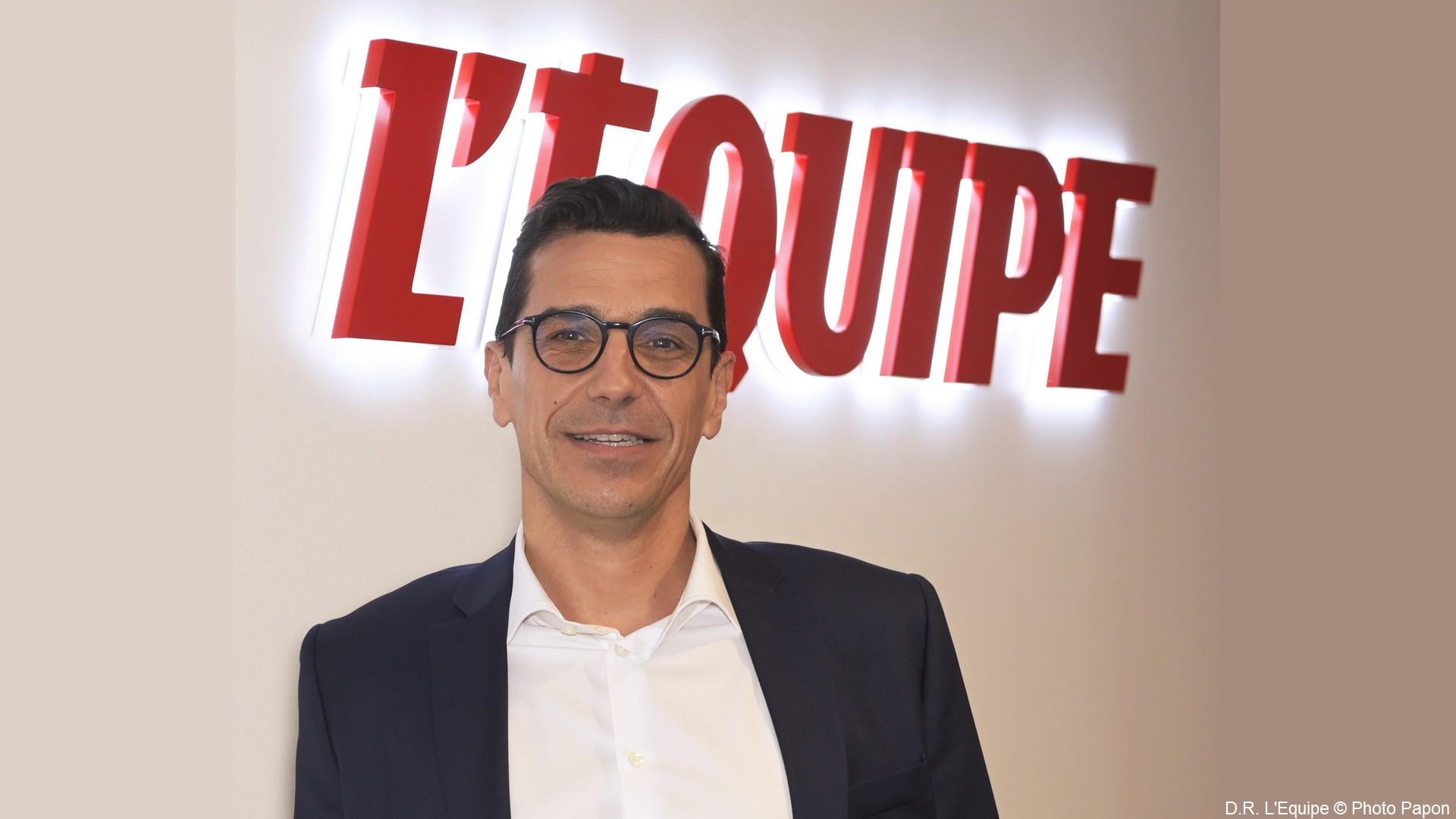 Prudhomme Laurent (3) L'Equipe