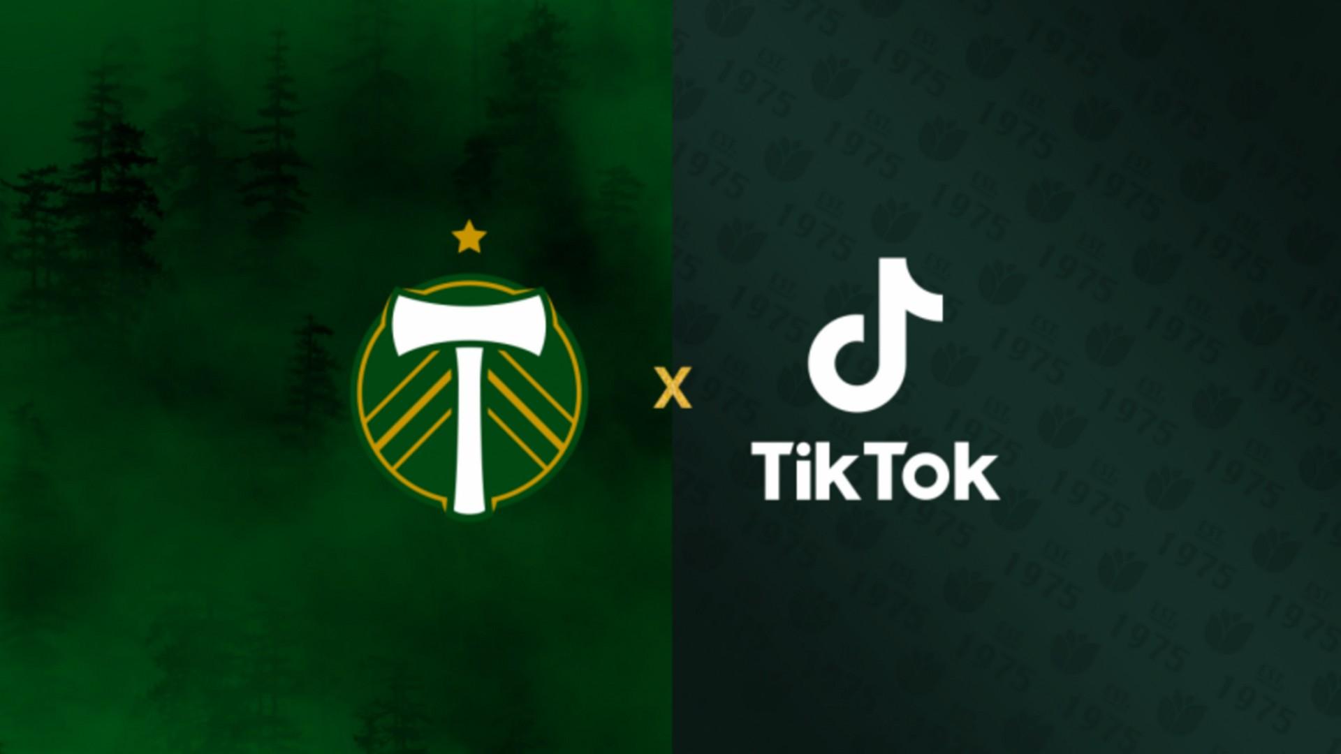Tik Tok x Timbers (football) 2021