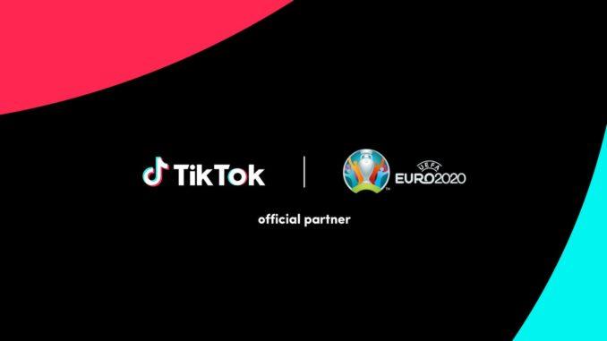 Football. TikTok partenaire officiel de l'Euro 2020 - Championnat d'Europe de Football 2020