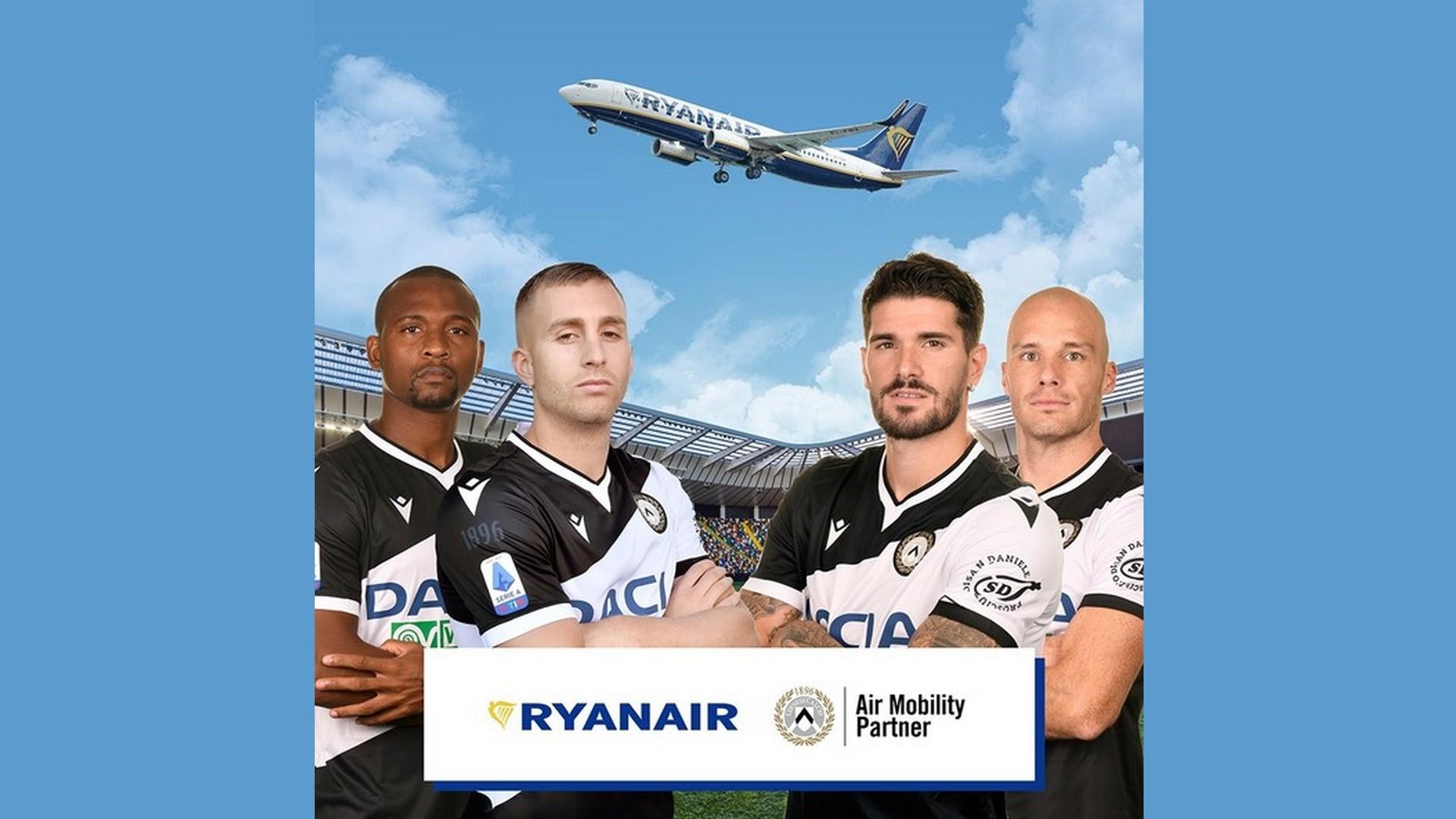Udinese – Ryanair