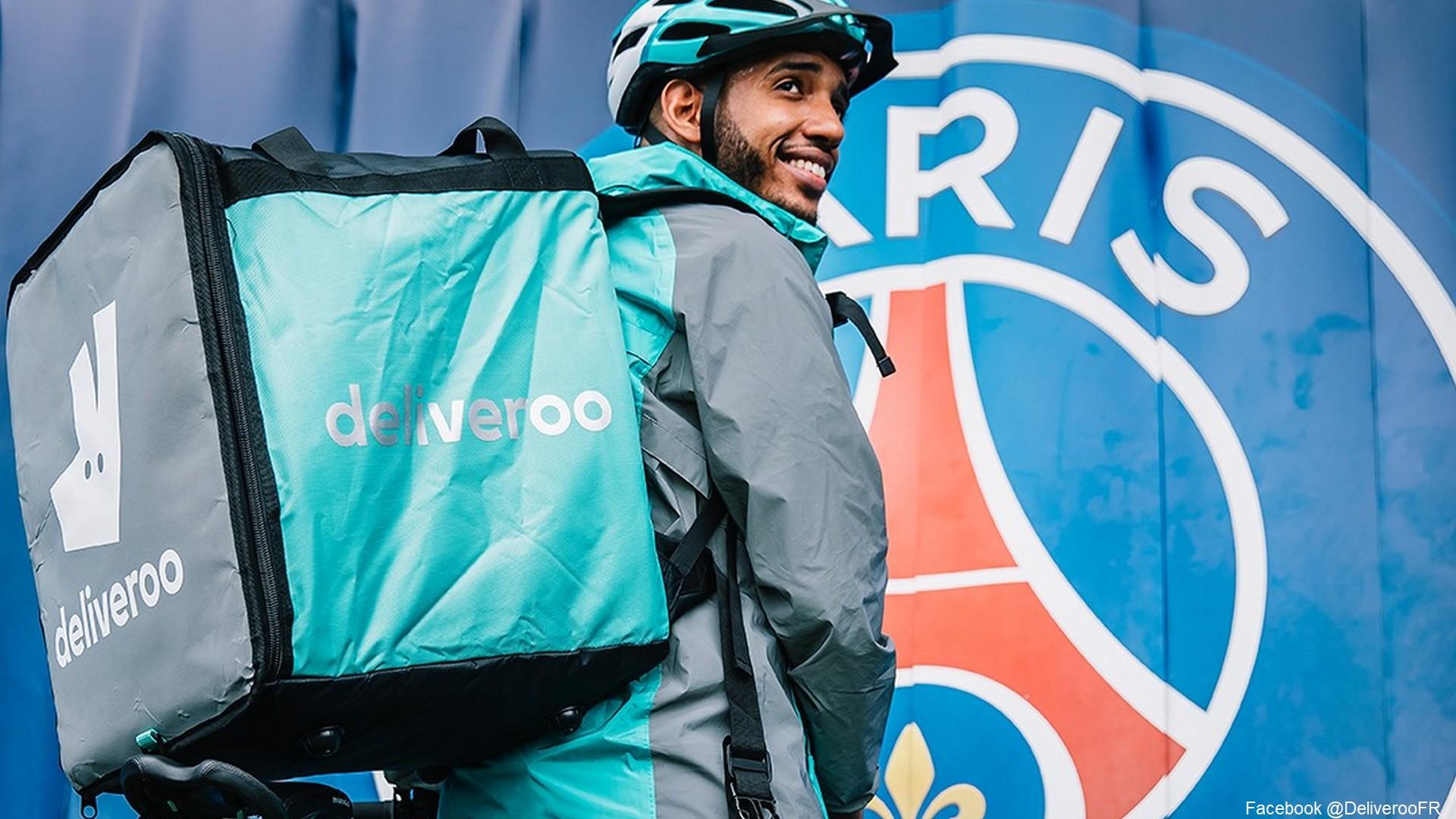 deliveroo x Paris SG (football) (1) 2020