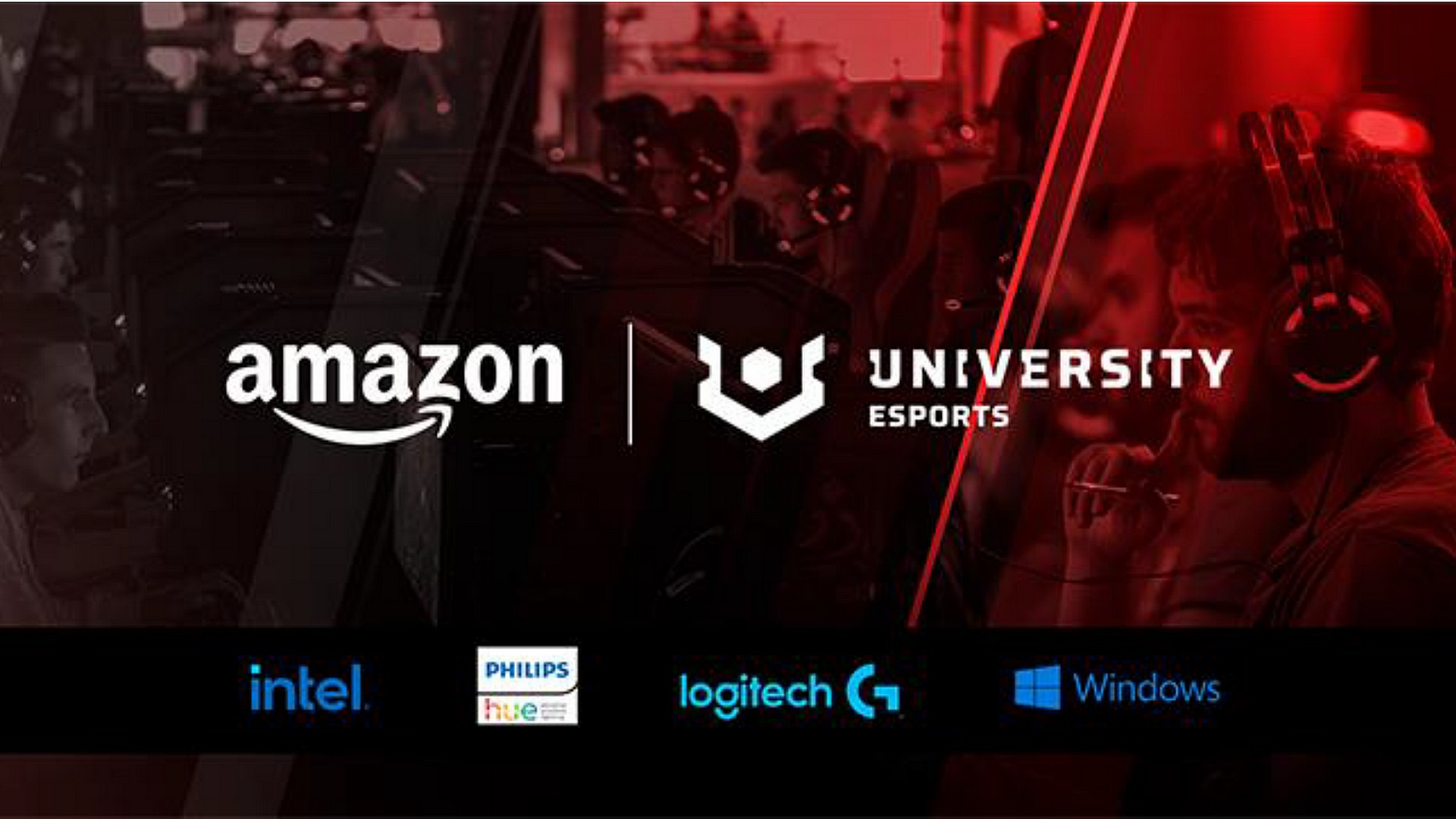 Amazon x University esports (Esport) 2021