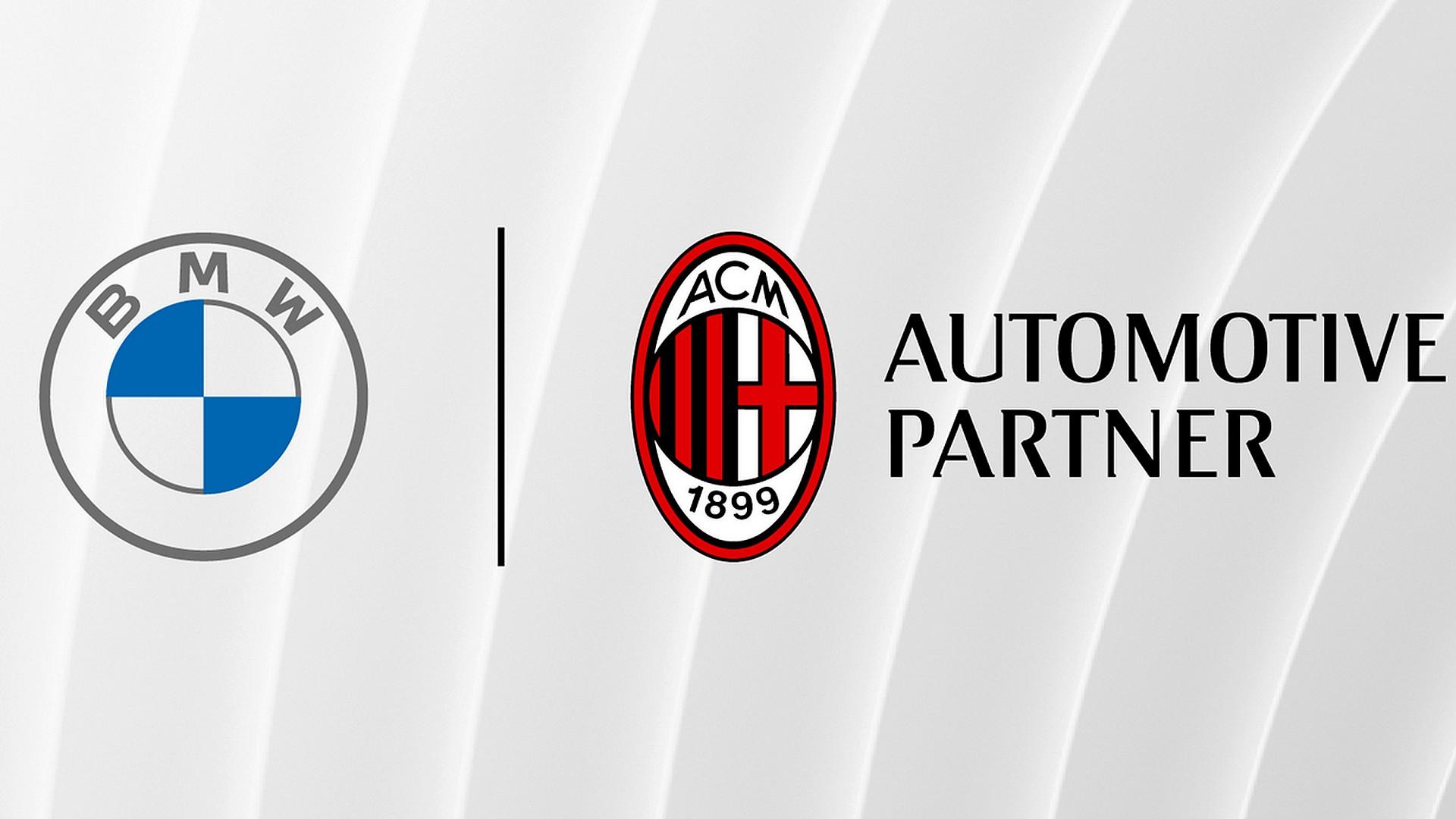 BMW x AC Milan (football) 2021