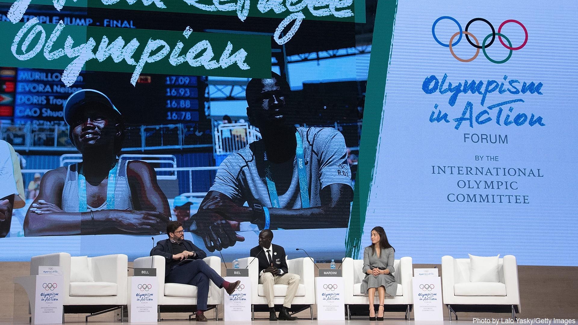 CIO (1) Olympic Refuge foundation