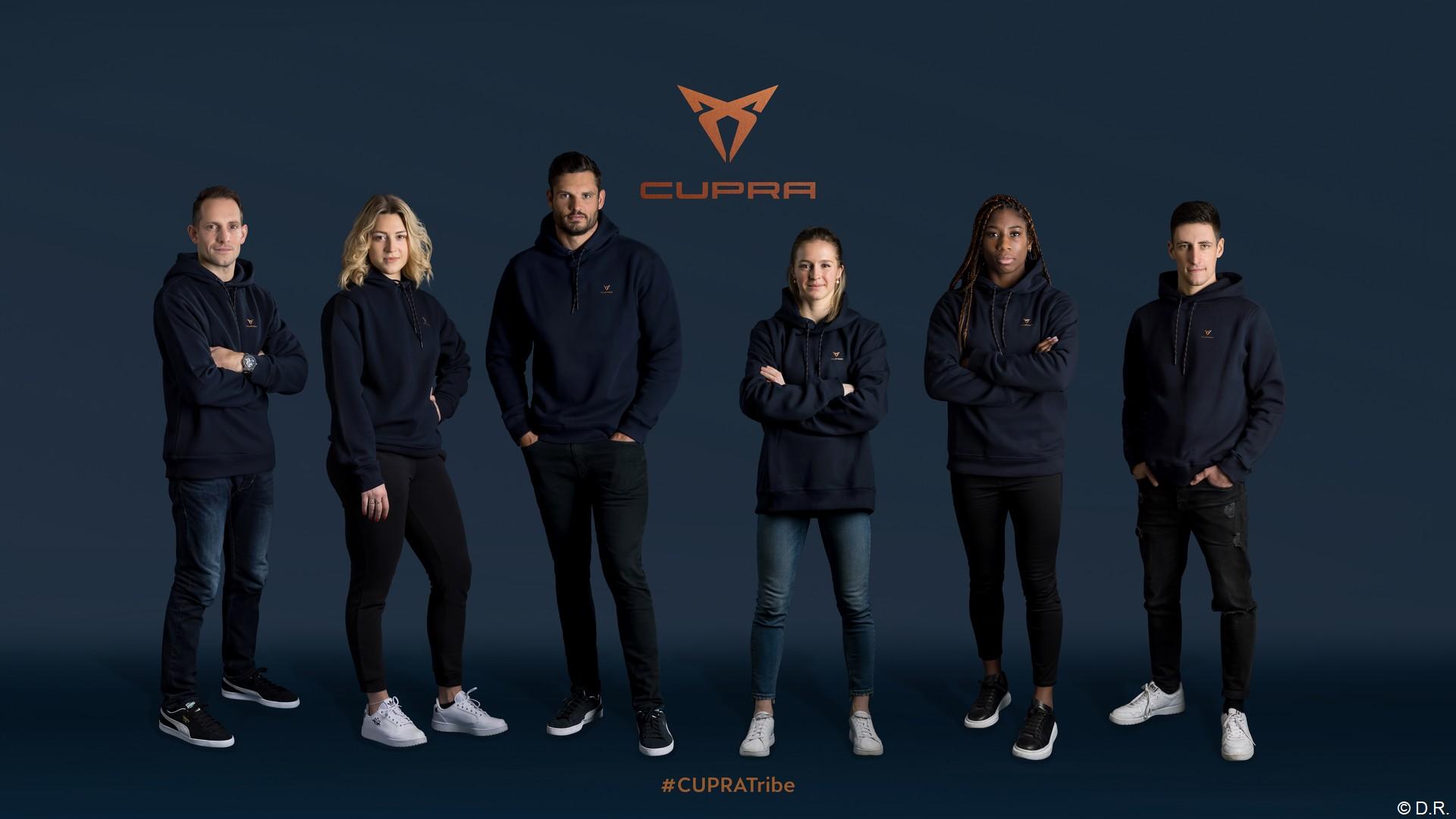 Cupra x Team athlètes 2021