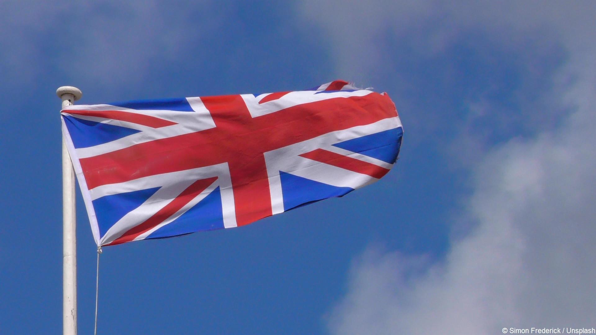 Drapeau – Grande-Bretagne