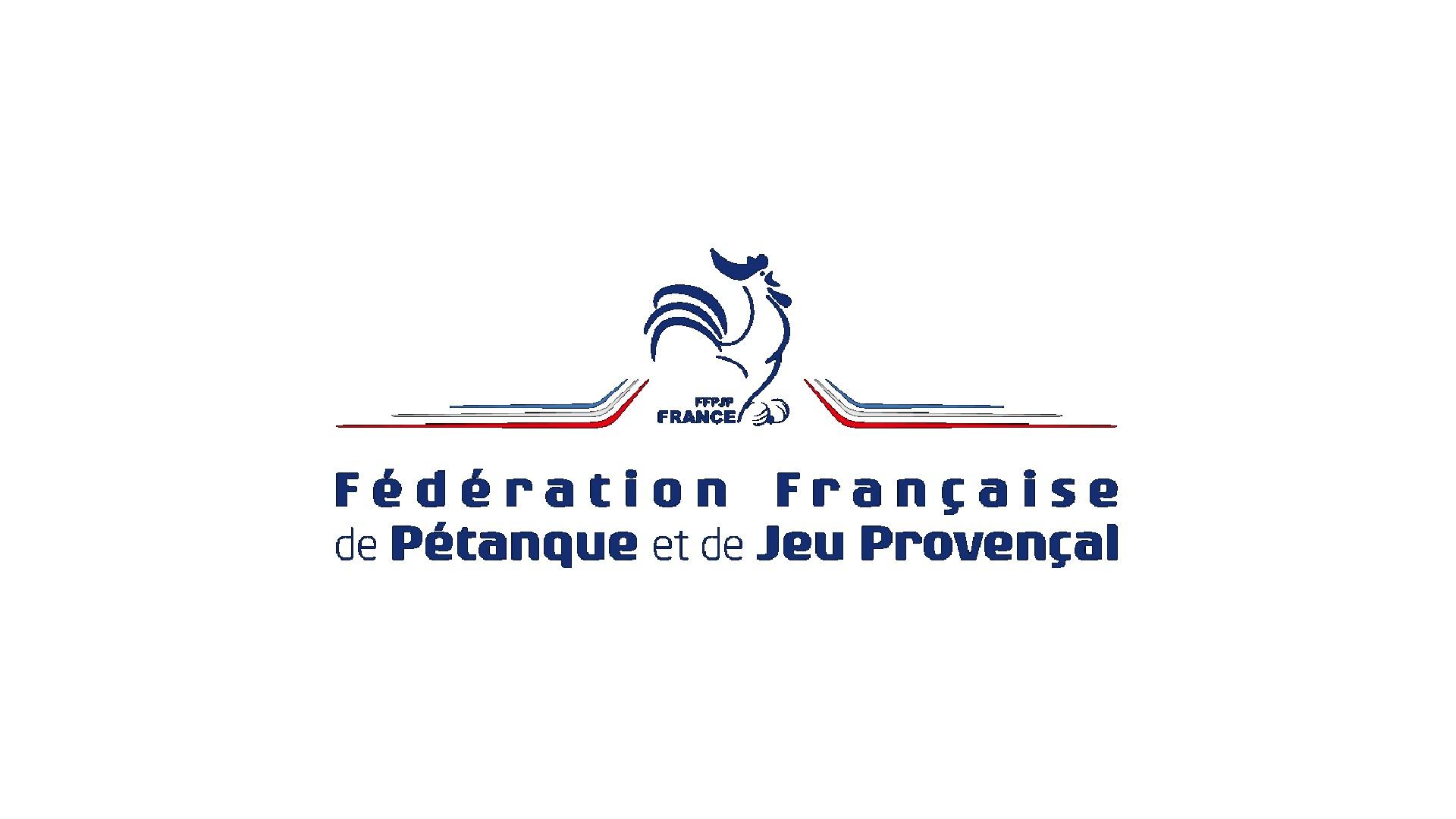 Fédération française de pétanque et jeu provencal (1) logo