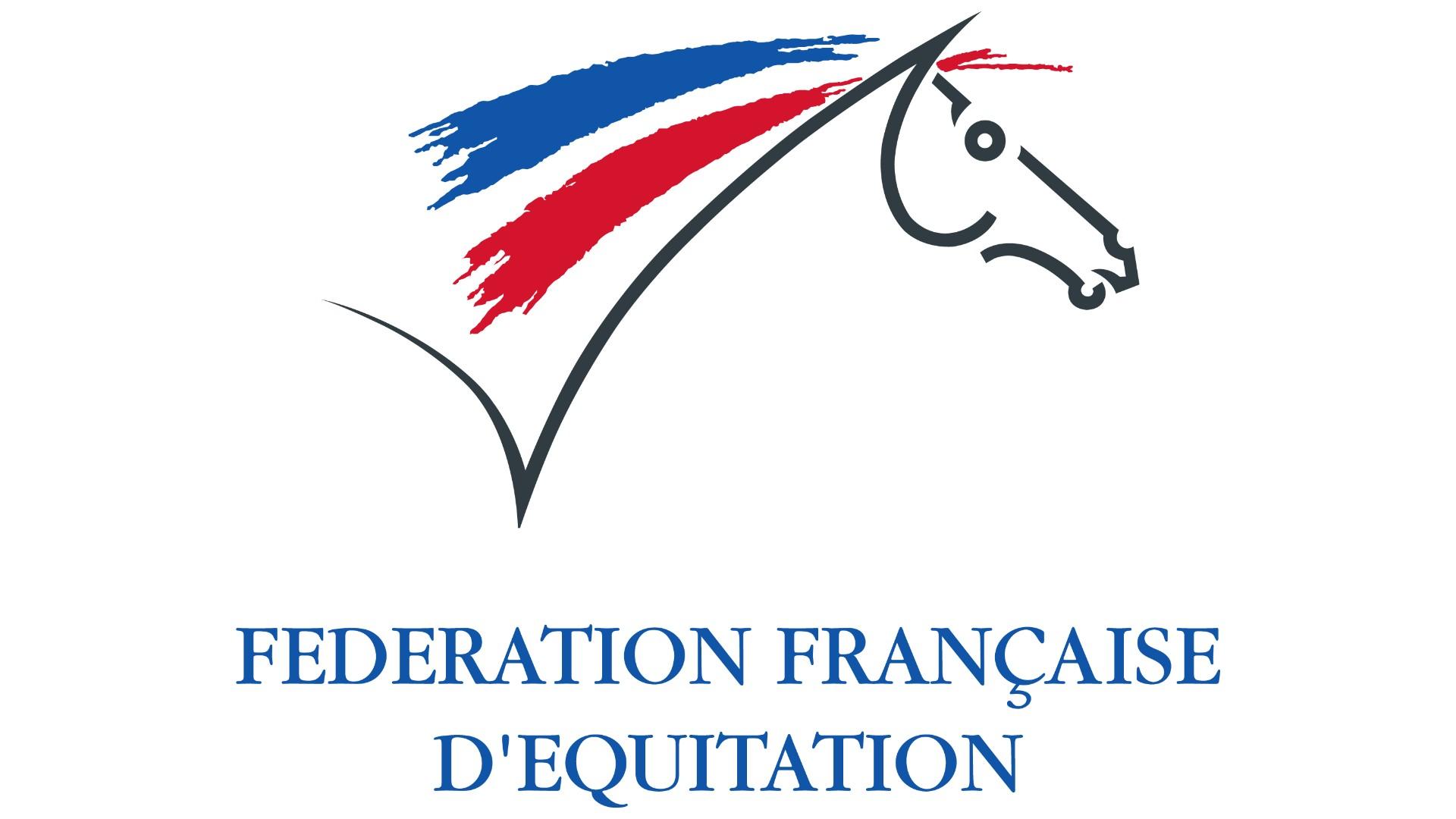 Fédération française d'équitation FFE (2) Logo