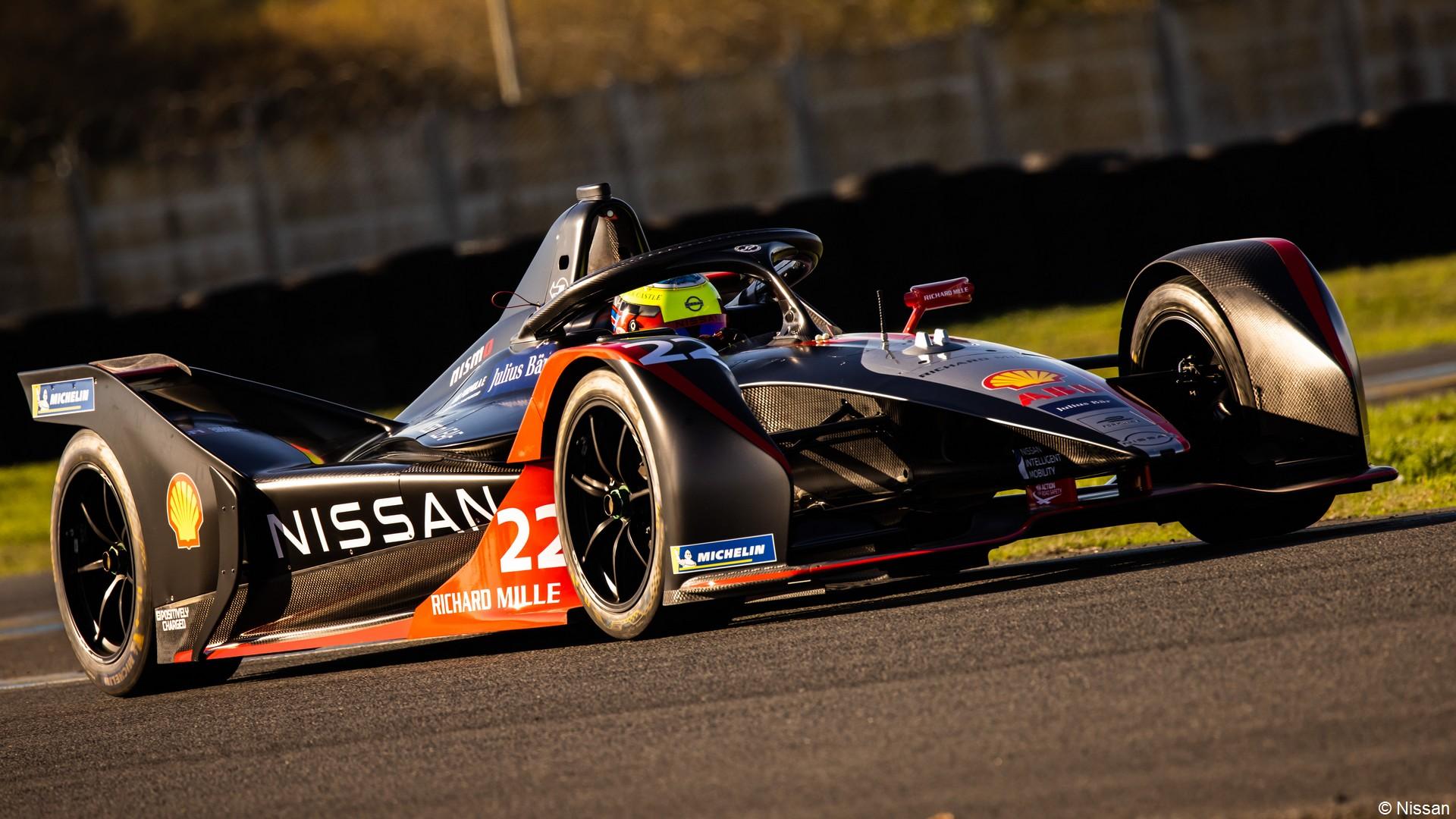 Formula e – Nissan 2021