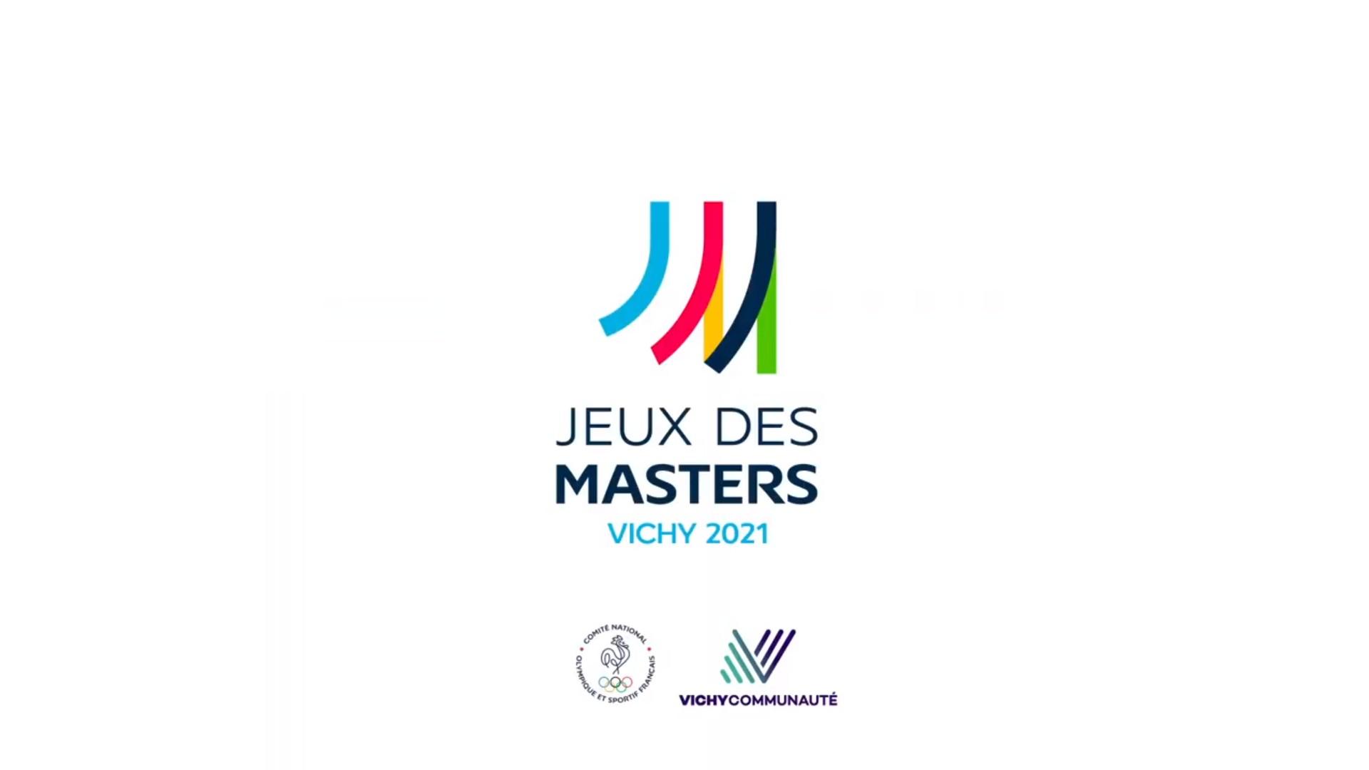 Jeux des Masters (1) Vichy 2021