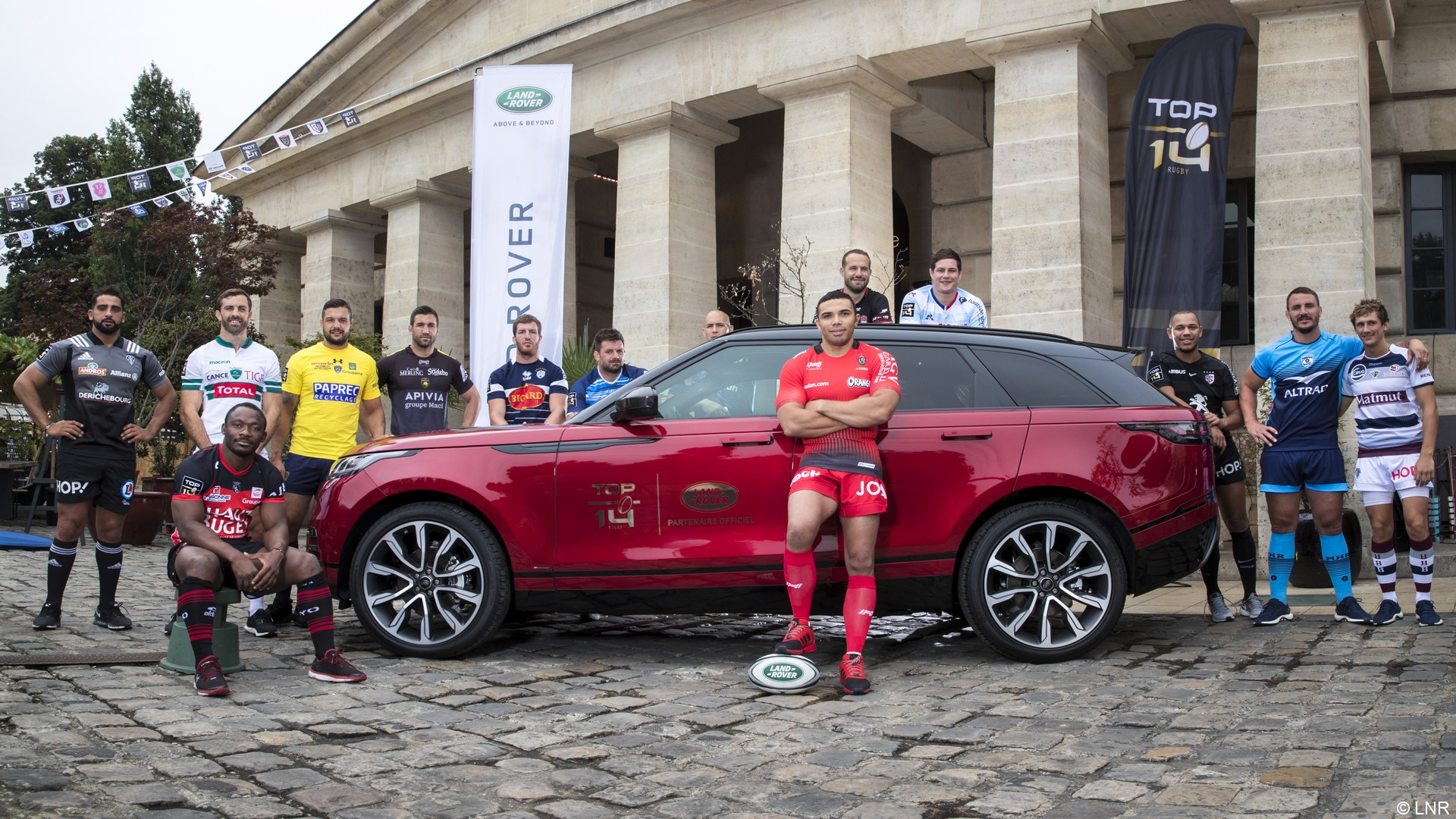 Land Rover x LNR (Rugby) (2) 2018