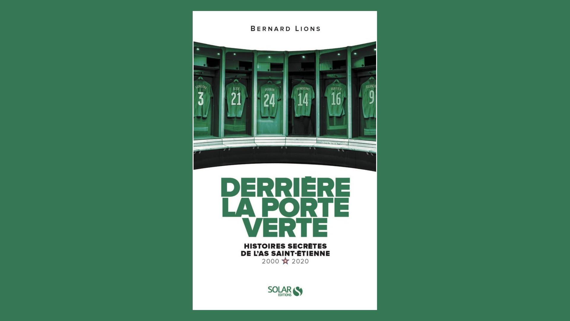 Livres – Derriere la porte verte – Bernard Lions (2021)