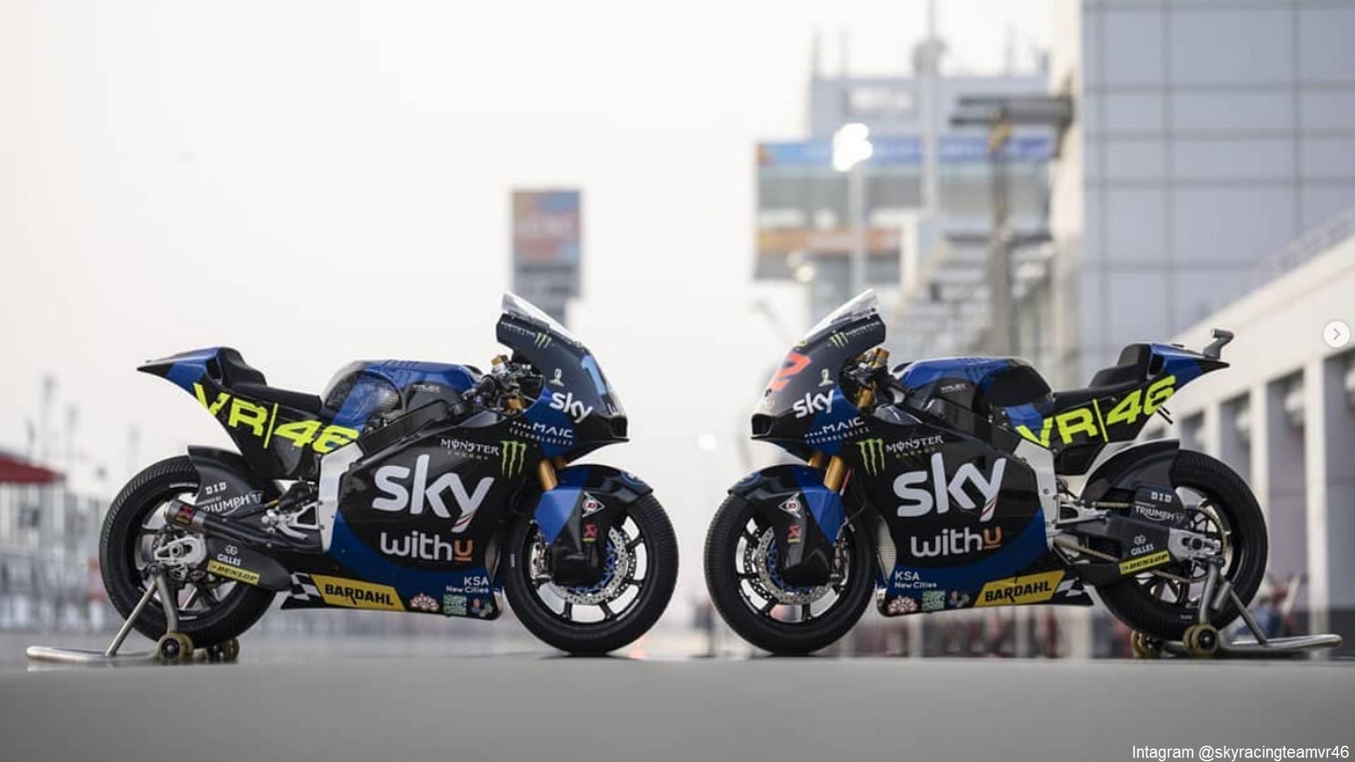 MotoGP x VR46 Valentino Rossi (2021)
